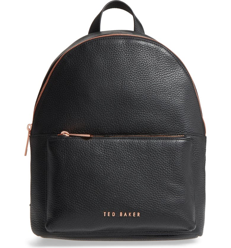 Ted Baker London Pearen Leather Backpack  191973b95db81