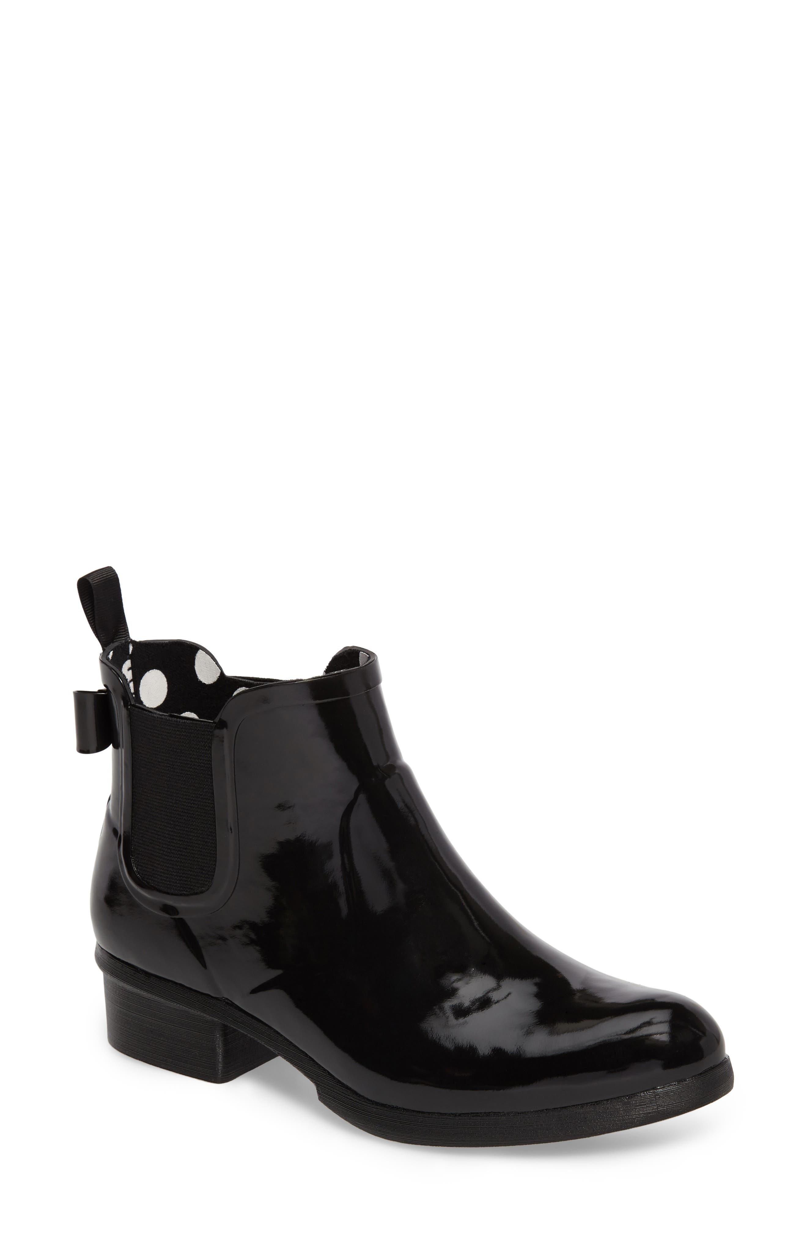 telly chelsea rain bootie,                         Main,                         color,