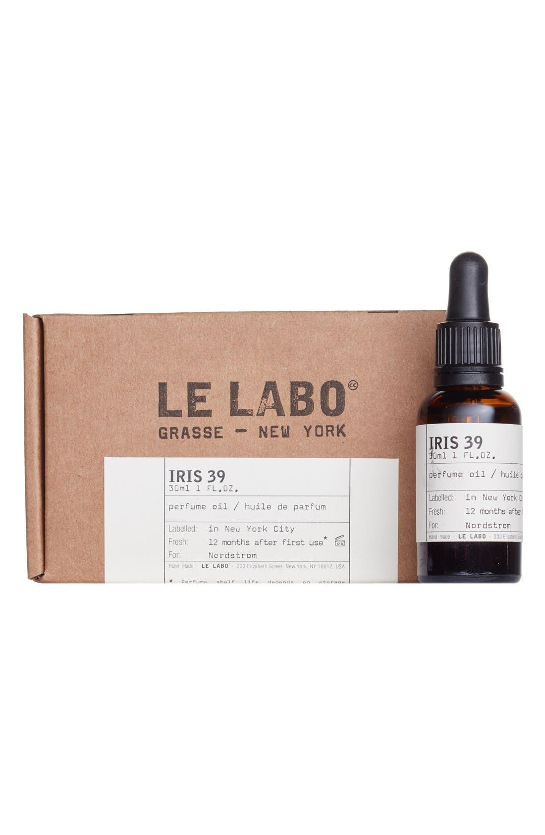 'Iris 39' Perfume Oil,                             Alternate thumbnail 4, color,                             NO COLOR