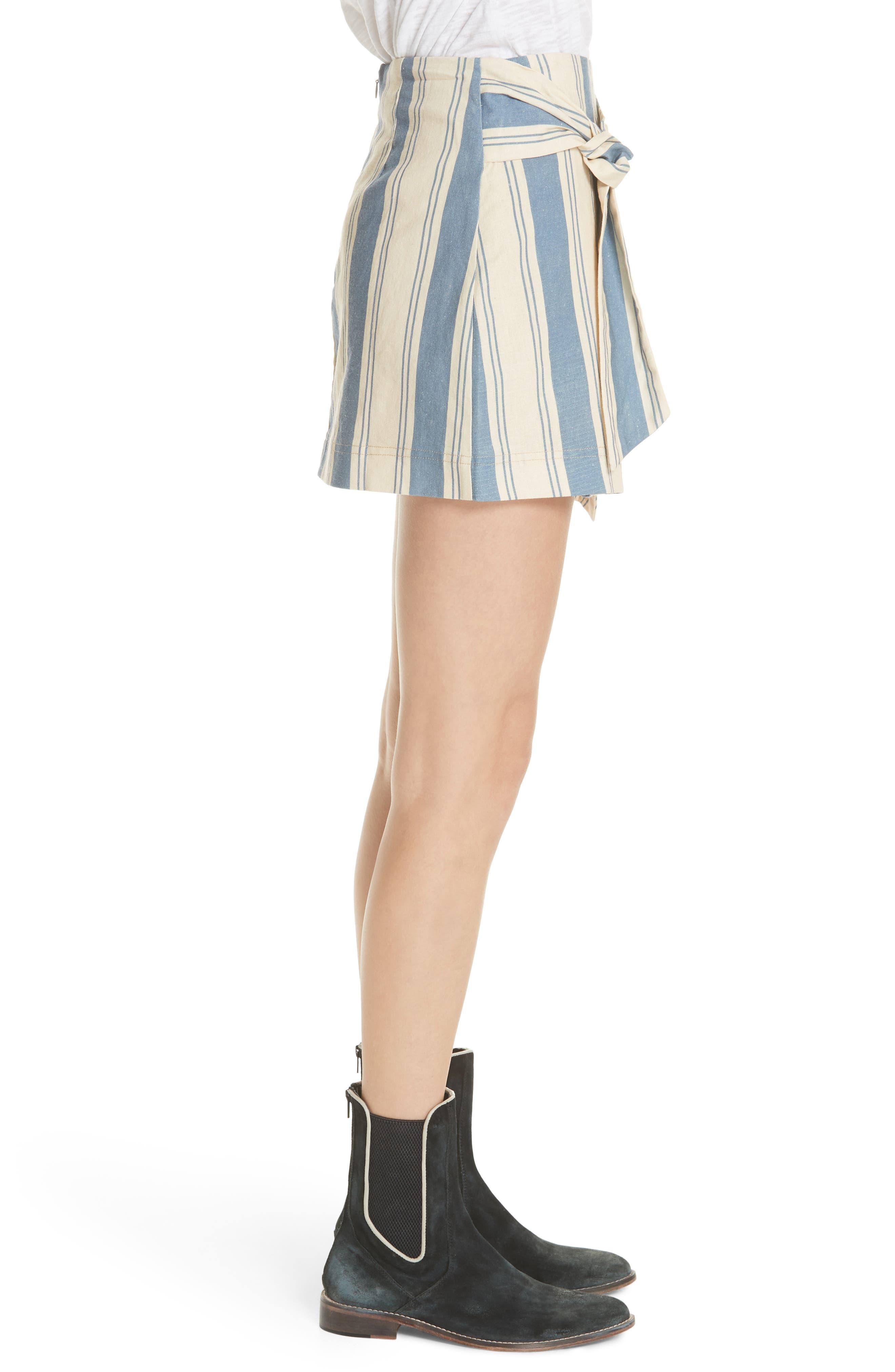 Tuscan Sunrise Skirt,                             Alternate thumbnail 3, color,                             400