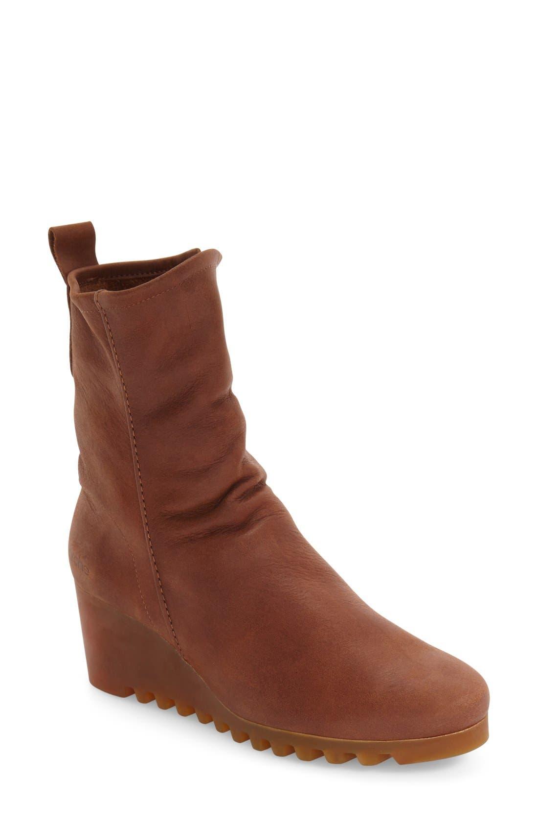 ARCHE 'Larazo' Bootie in Hanava Leather