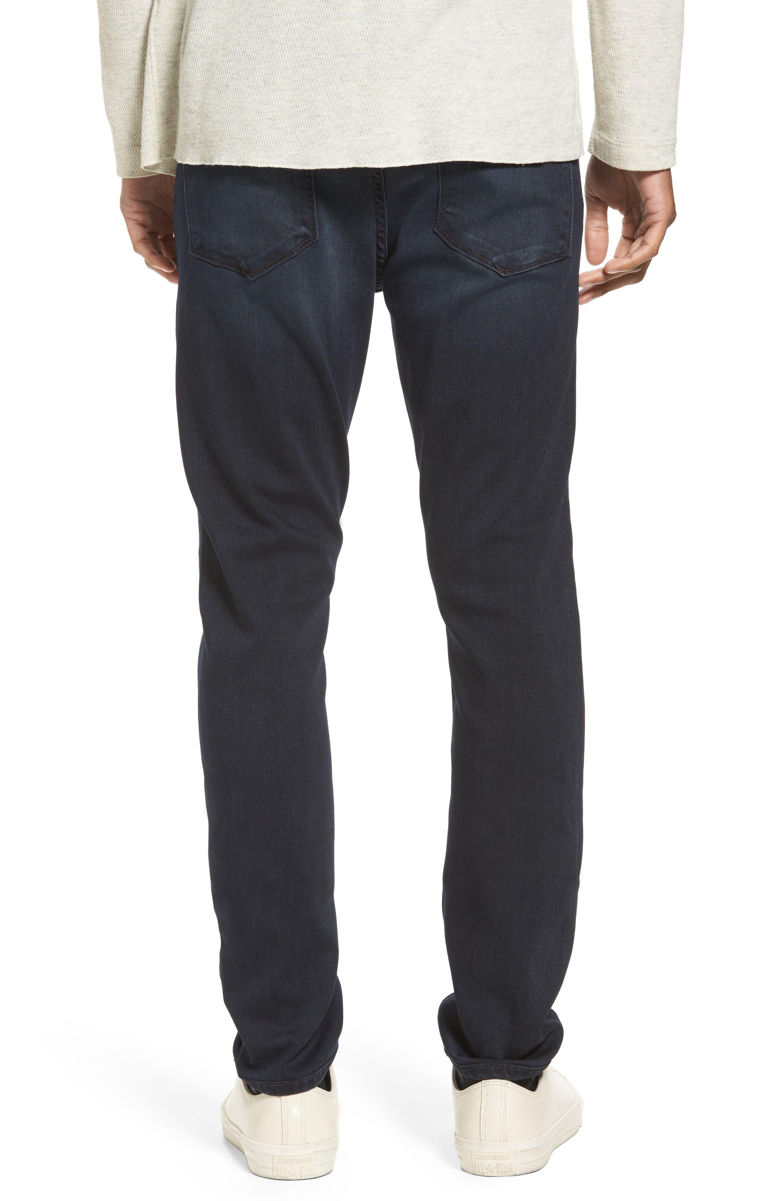Croft Skinny Fit Jeans,                             Alternate thumbnail 2, color,                             400