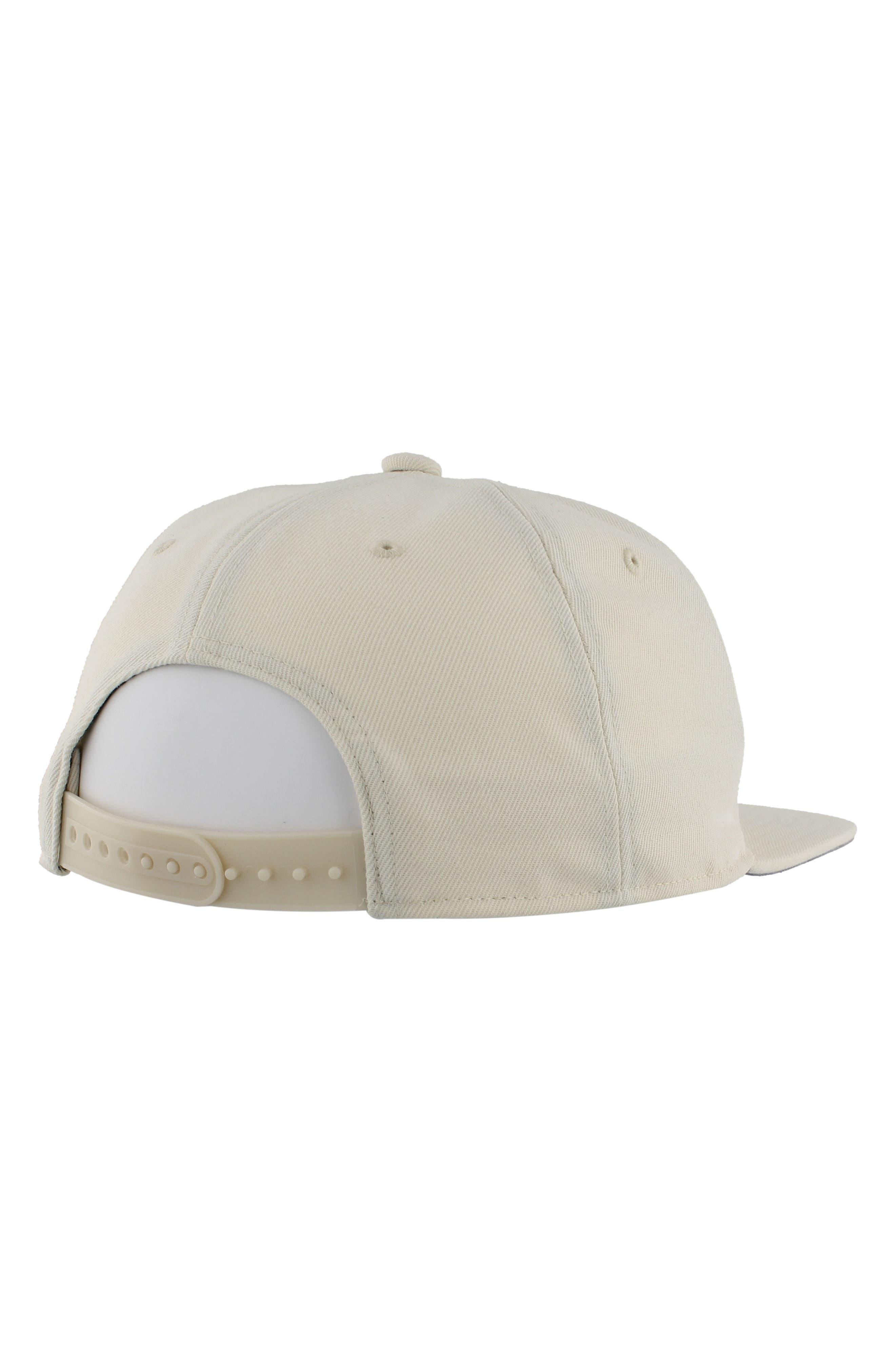 Ori Trefoil Plus Snapback Baseball Cap,                             Alternate thumbnail 4, color,                             130