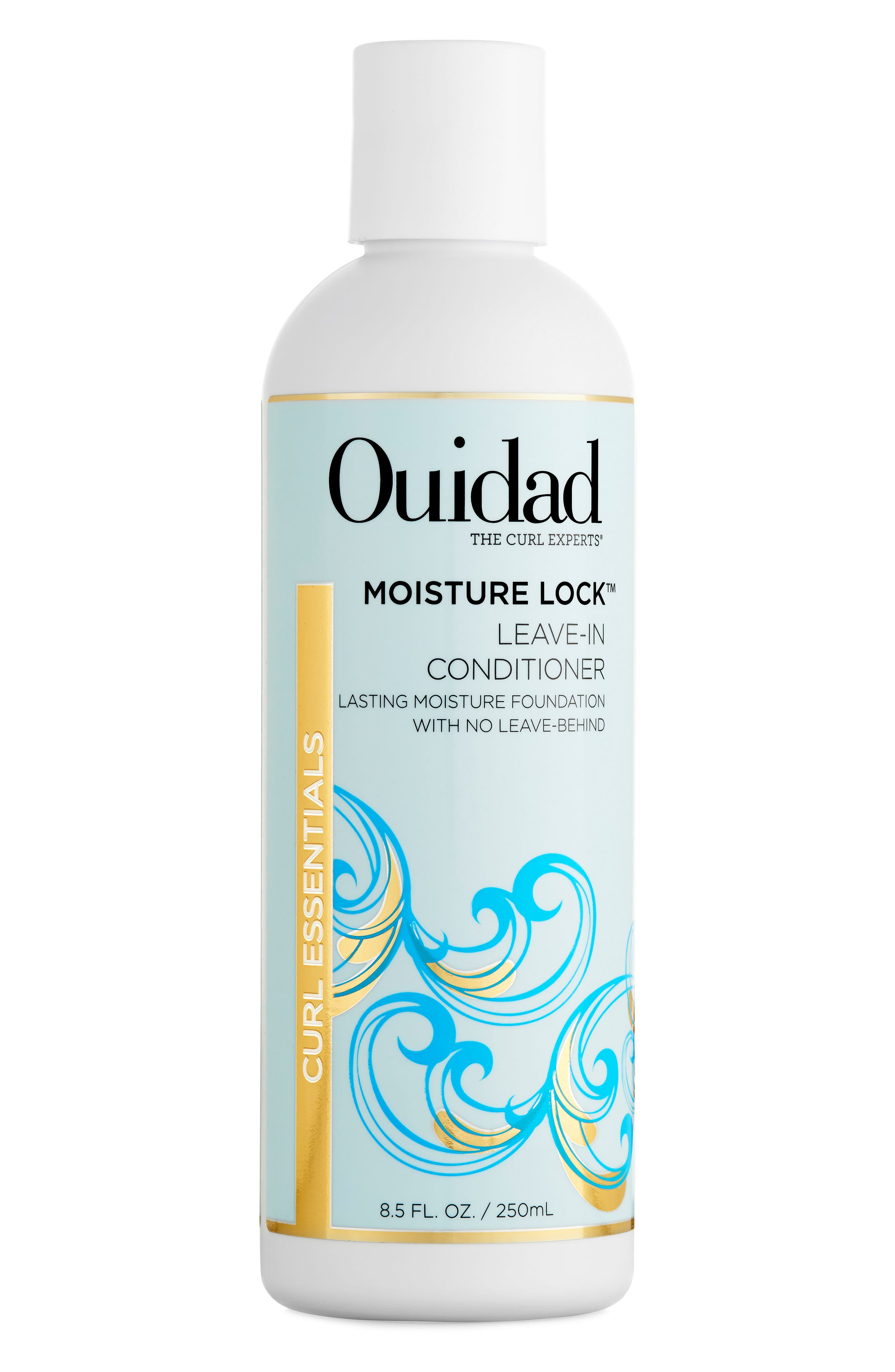 OUIDAD,                             Moisture Lock<sup>™</sup> Leave-In Conditioner,                             Main thumbnail 1, color,                             000