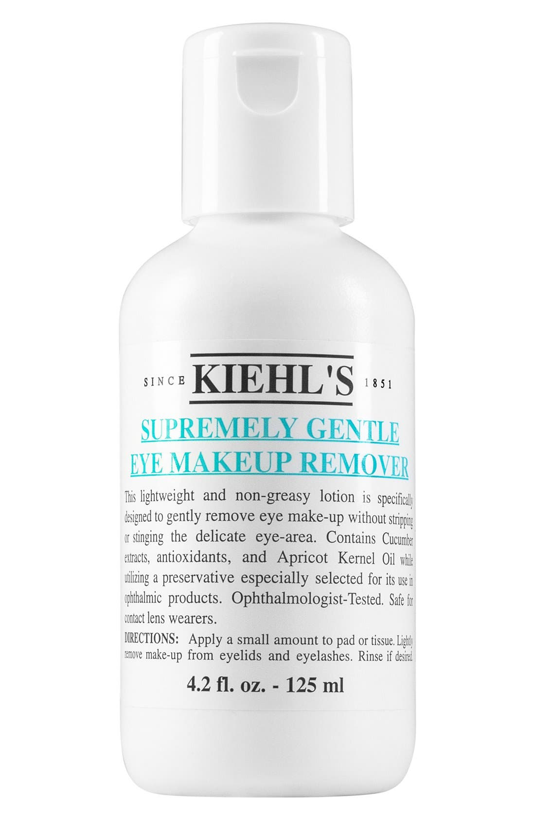 Supremely Gentle Eye Make-Up Remover,                             Main thumbnail 1, color,