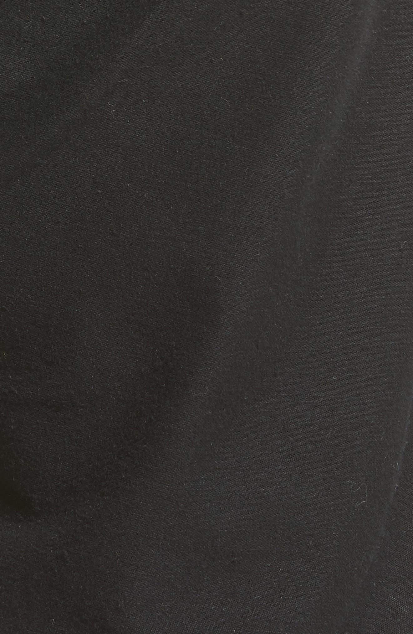 Standard Issue Shorts,                             Alternate thumbnail 5, color,                             BLACK