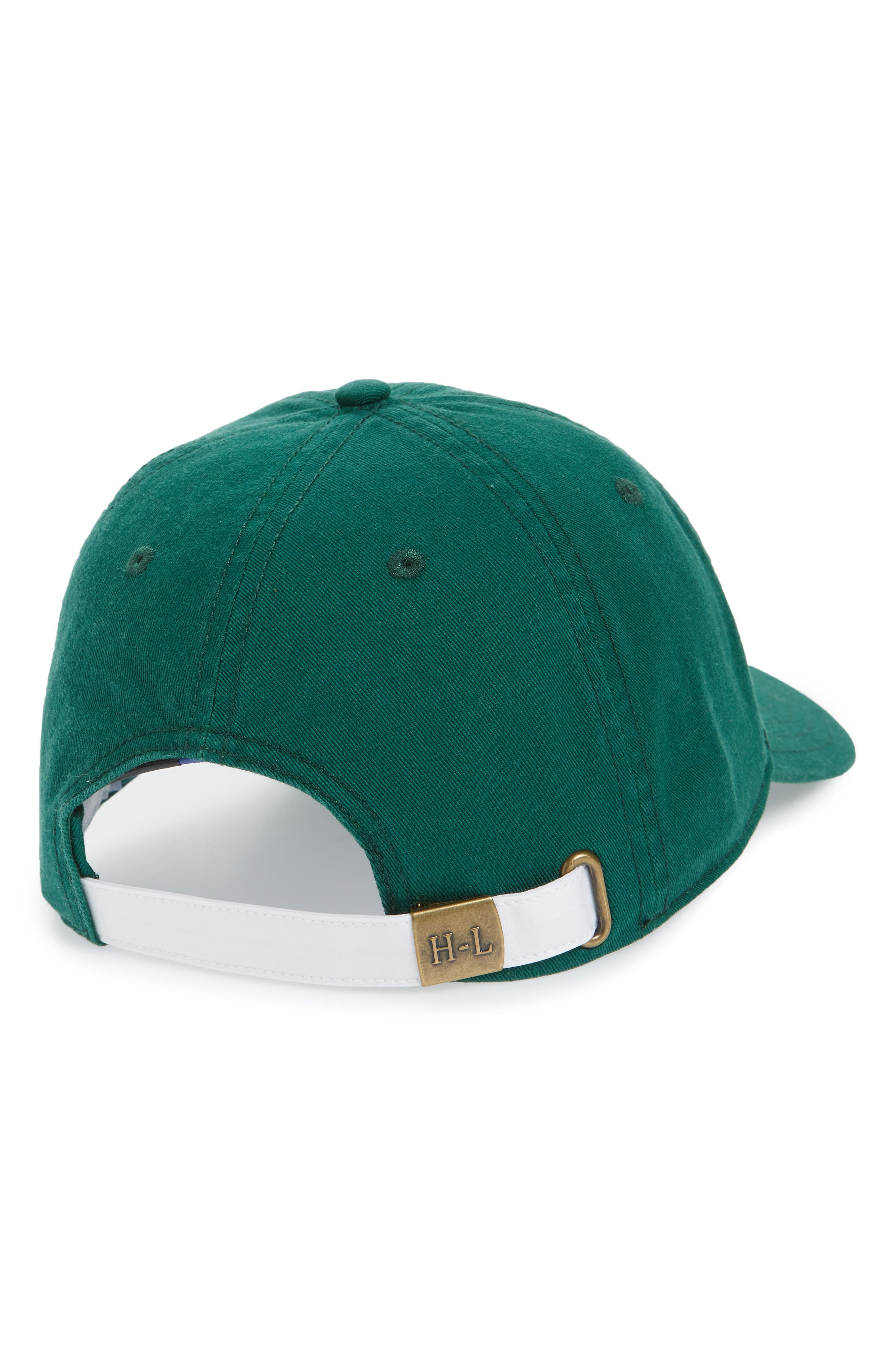 Collegiate Baseball Cap,                             Alternate thumbnail 2, color,                             MICHIGAN GREEN