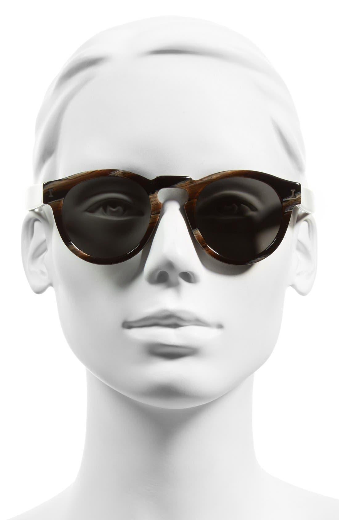 'Leonard' 47mm Sunglasses,                             Alternate thumbnail 140, color,