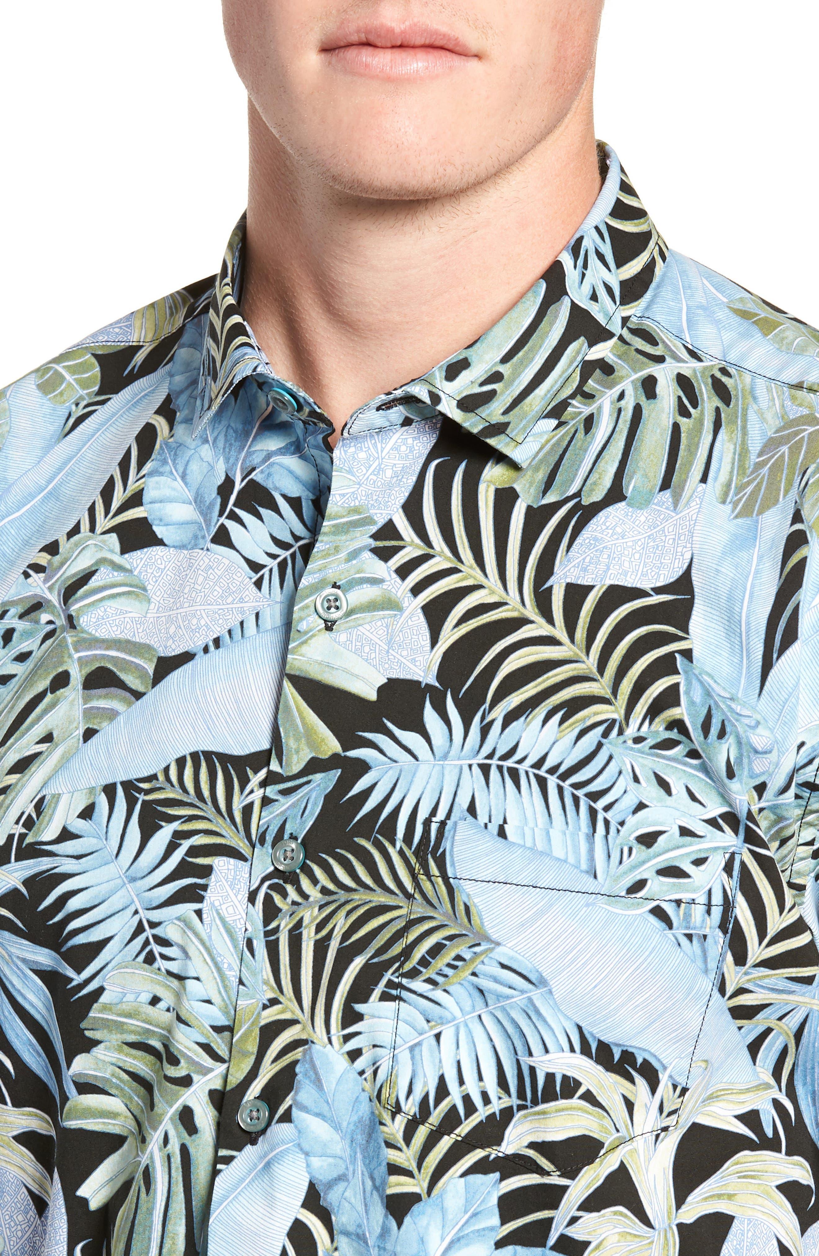 Sumatra Regular Fit Sport Shirt,                             Alternate thumbnail 2, color,                             001
