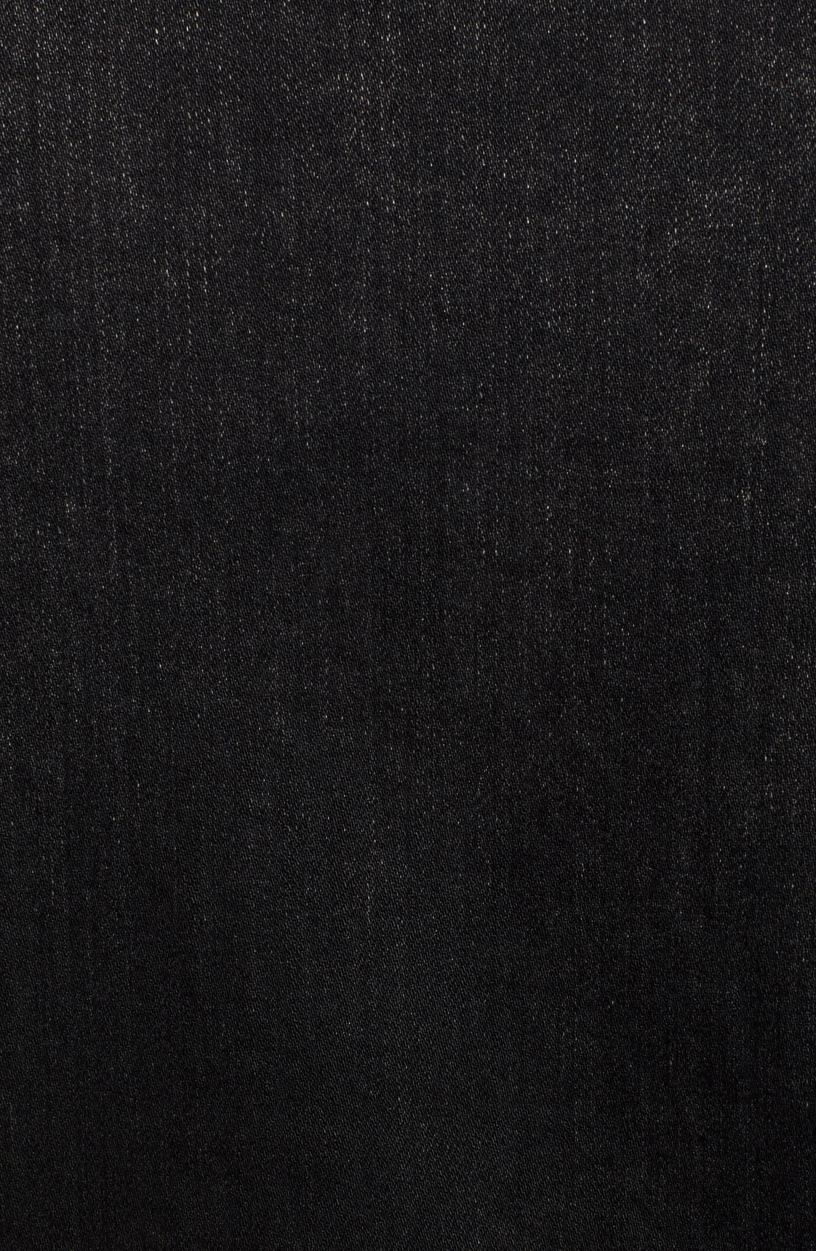 Dart Denim Jacket,                             Alternate thumbnail 6, color,                             016