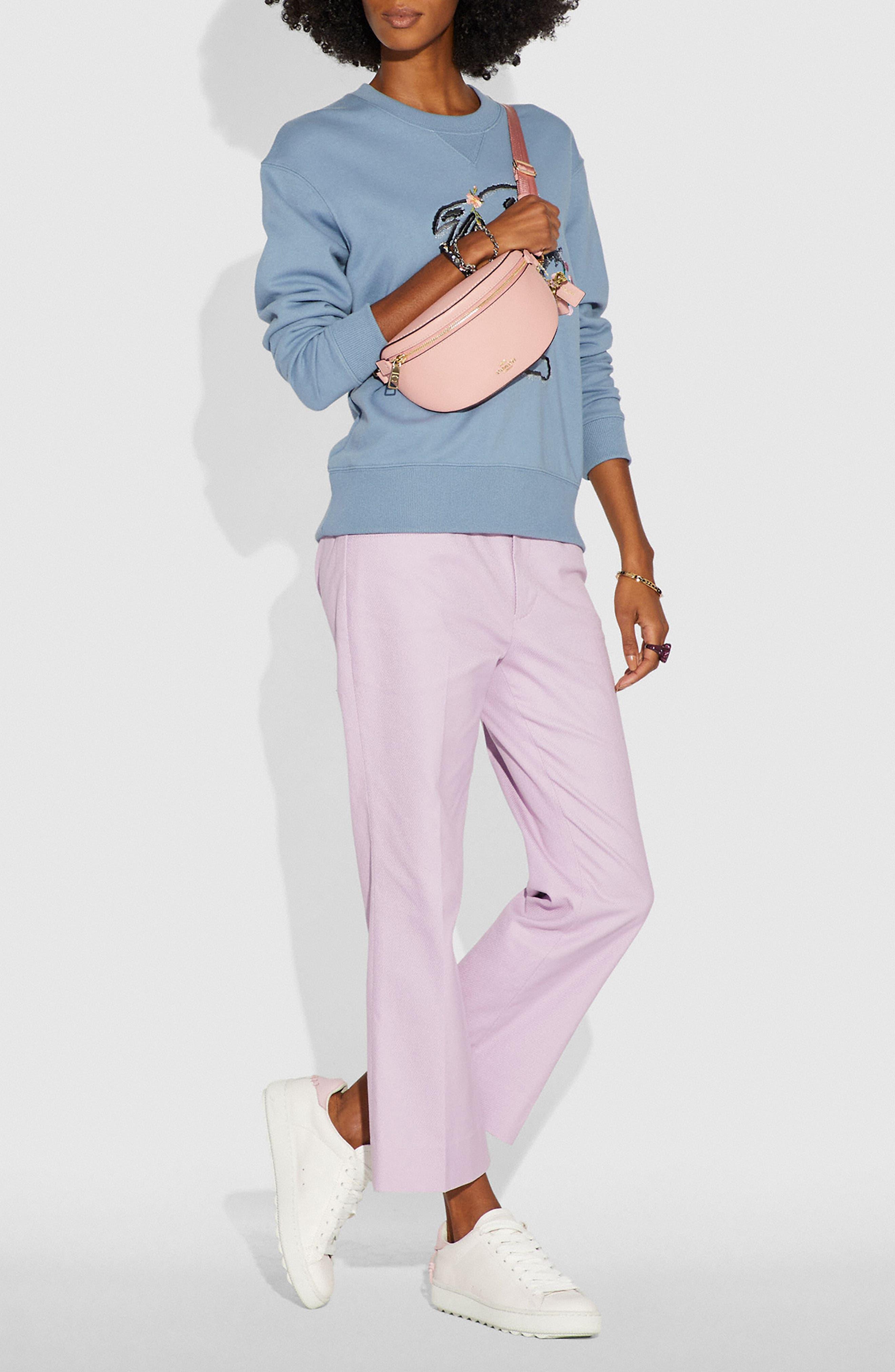Selena Belt Bag,                             Alternate thumbnail 2, color,                             650