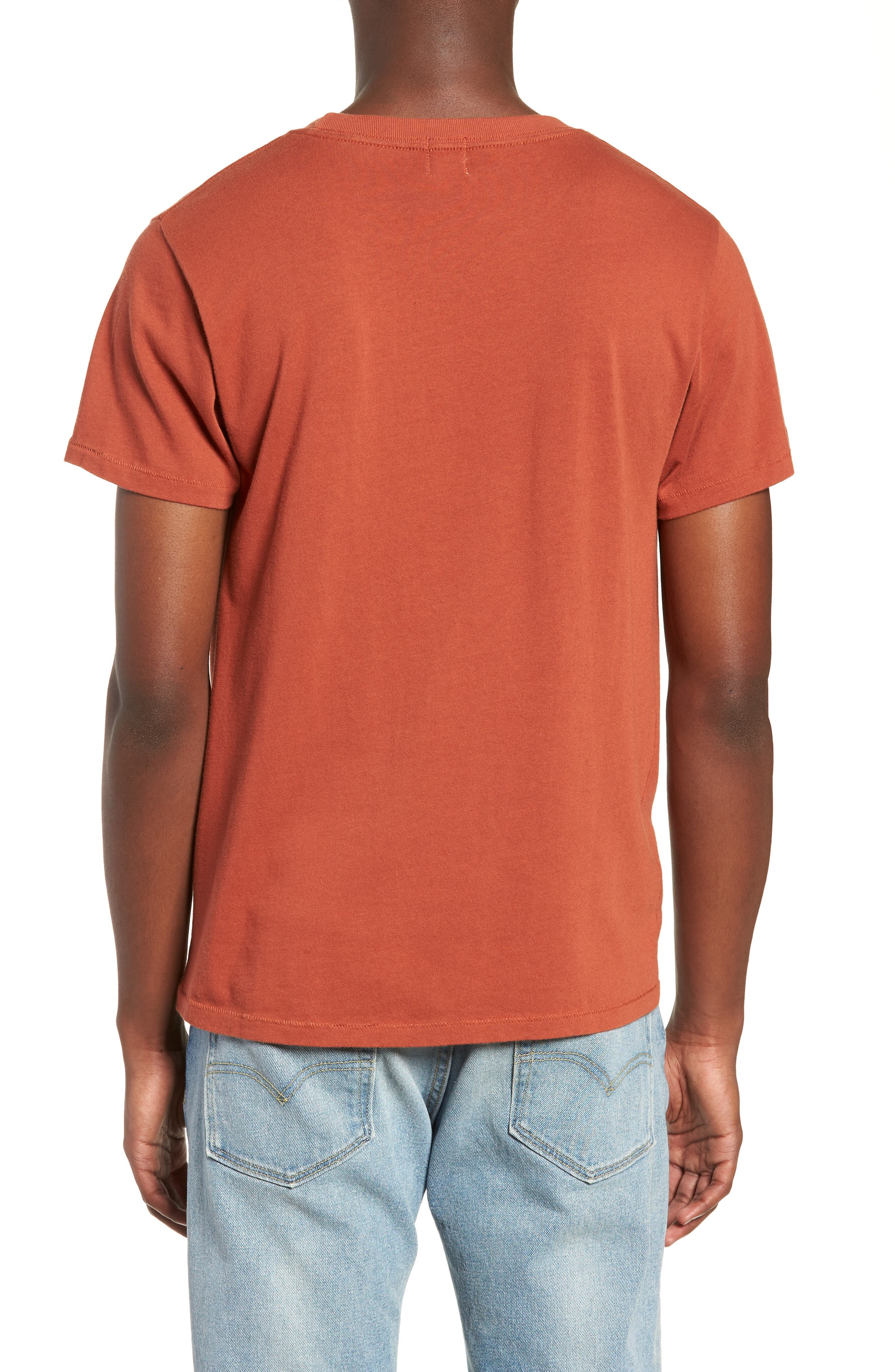 Levi's<sup>®</sup> Made & Crafted<sup>™</sup> Graphic Slim Fit T-Shirt,                             Alternate thumbnail 2, color,                             801