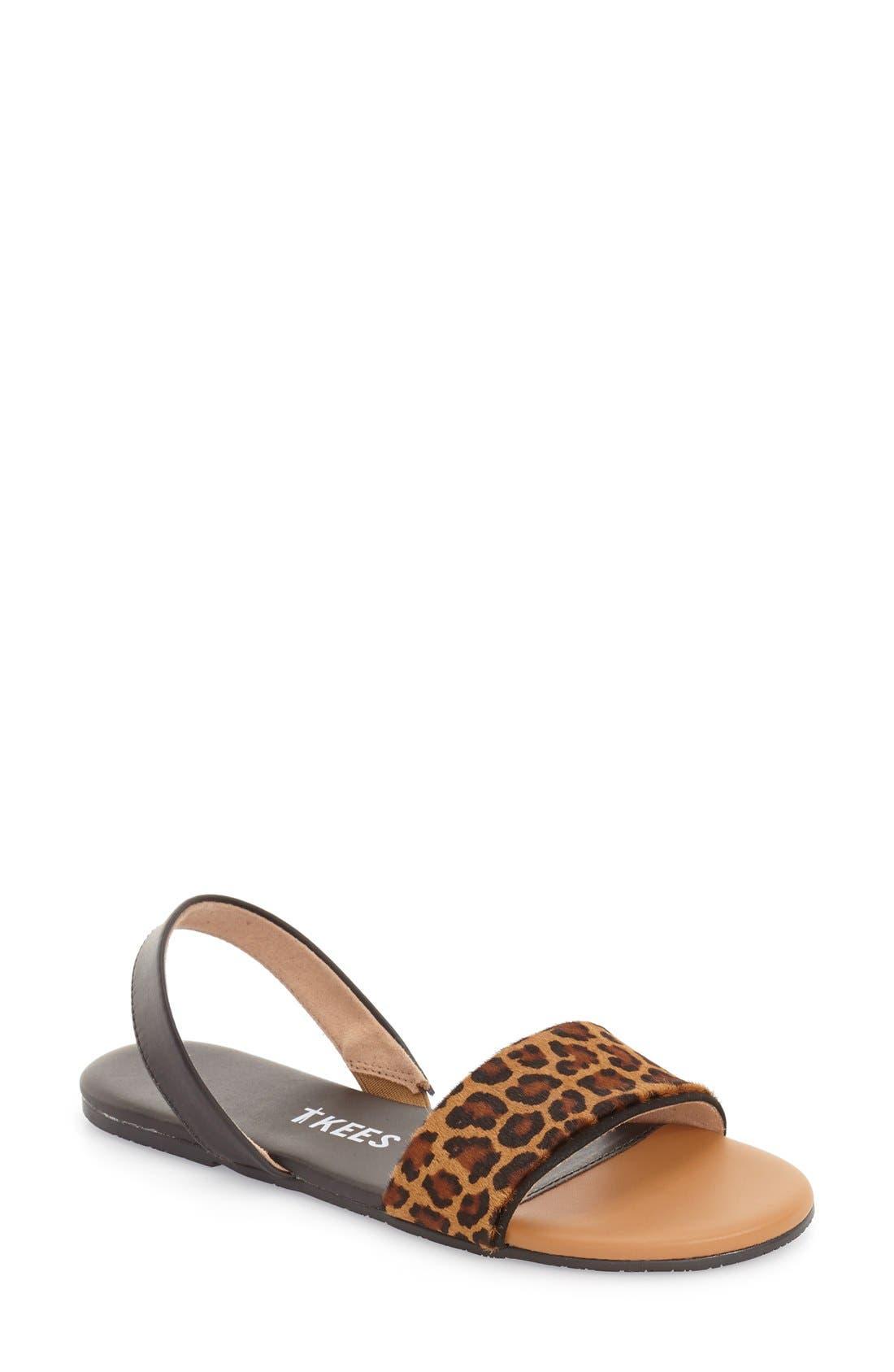 'The Charlie' Slingback Sandal, Main, color, 005