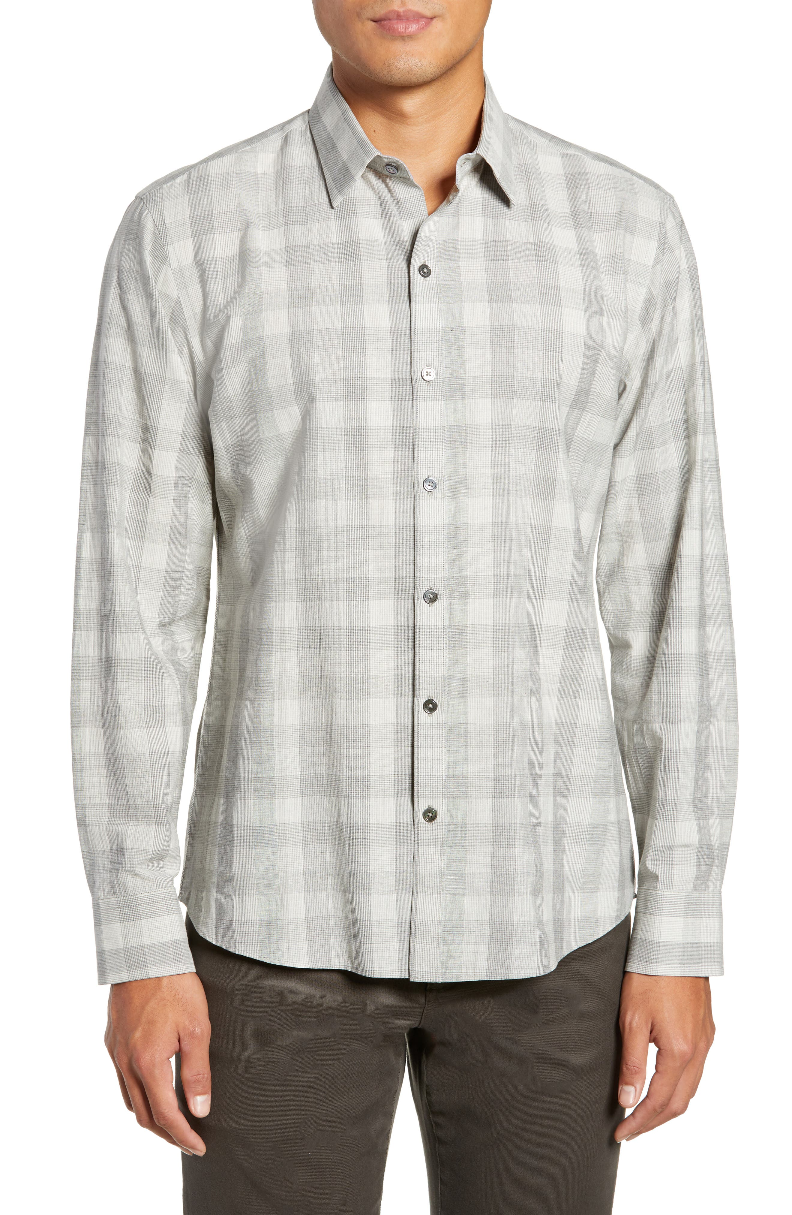 Minch Regular Fit Sport Shirt,                         Main,                         color, 050