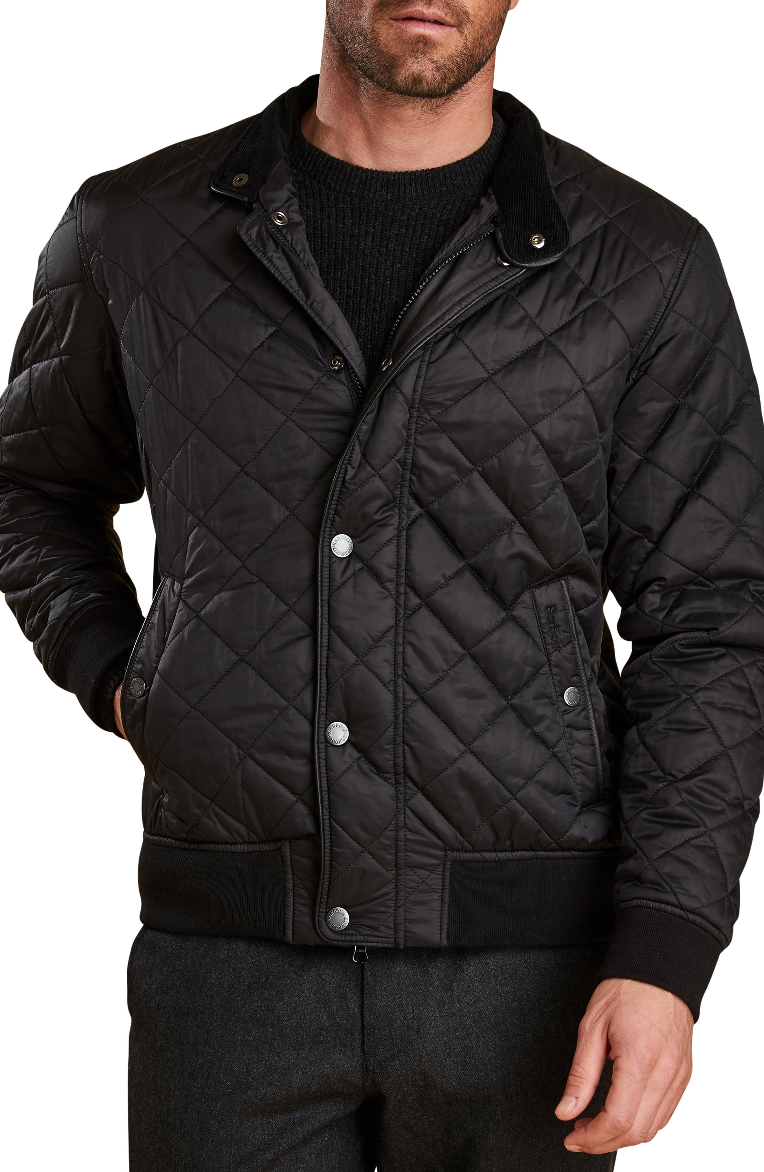 Barbour Edderton Quilted Jacket