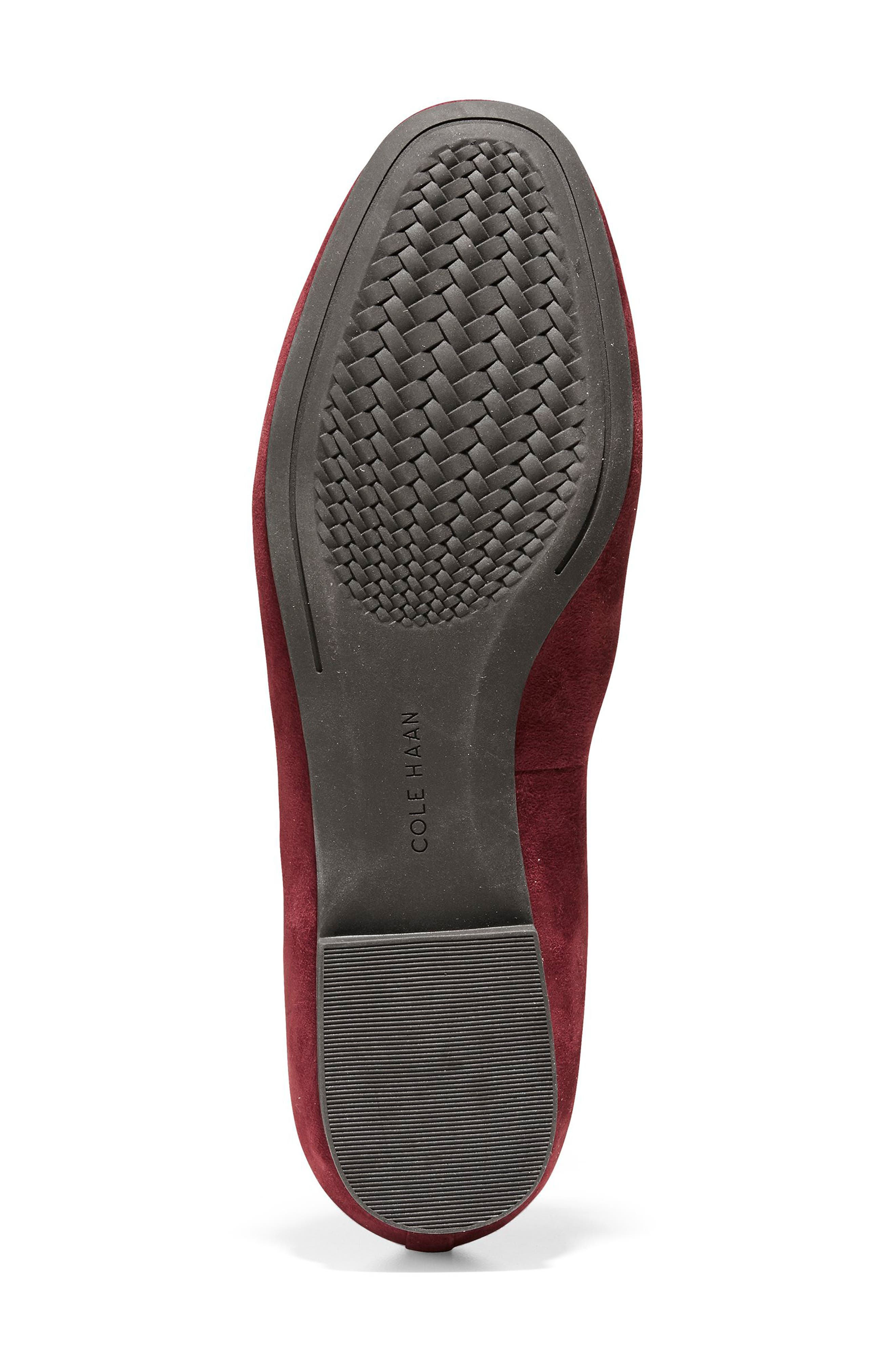 Tali Bow Loafer,                             Alternate thumbnail 6, color,                             605
