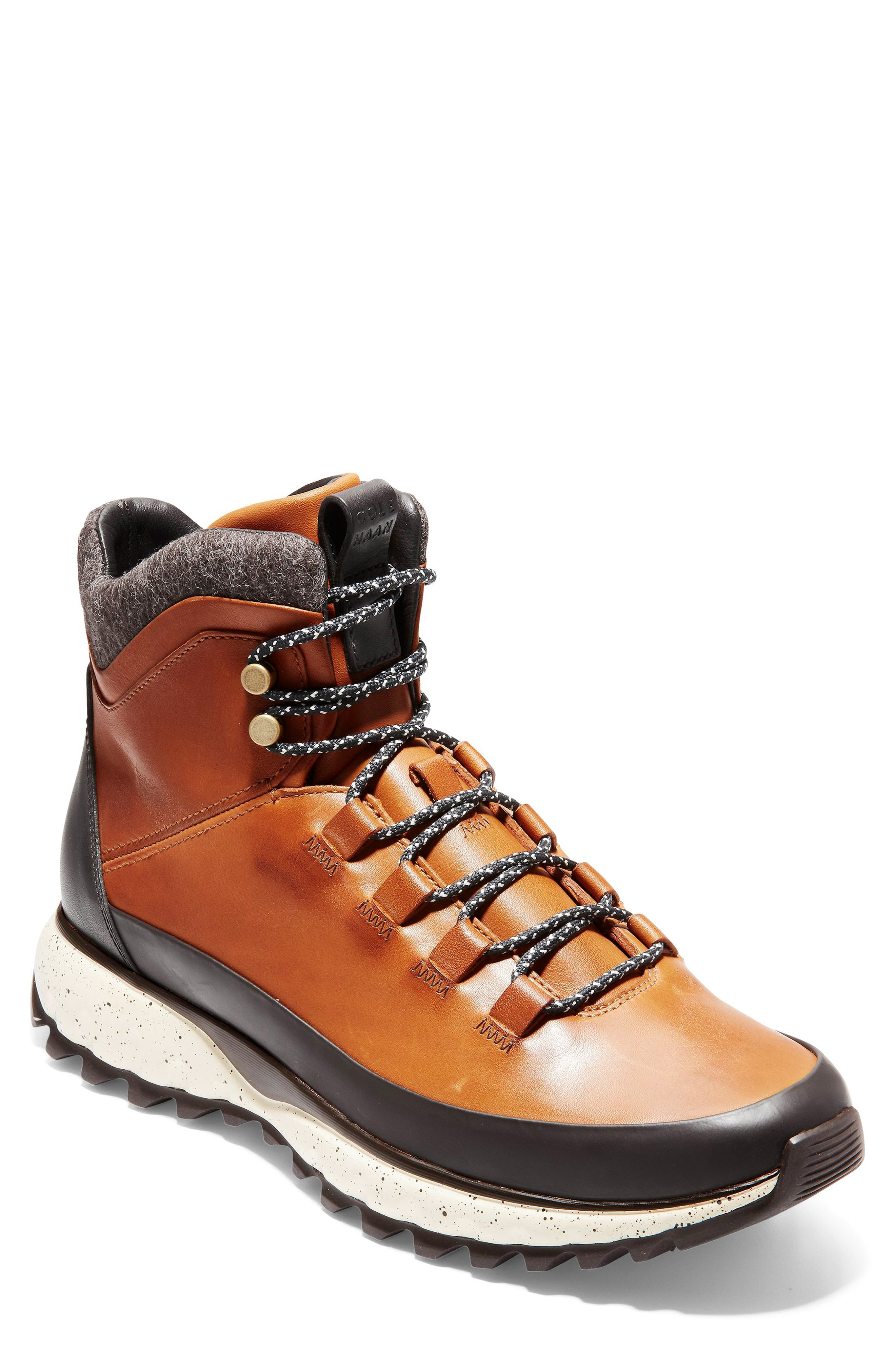 Cole Haan Zerogrand Explore All Terrain Waterproof Boot, Brown