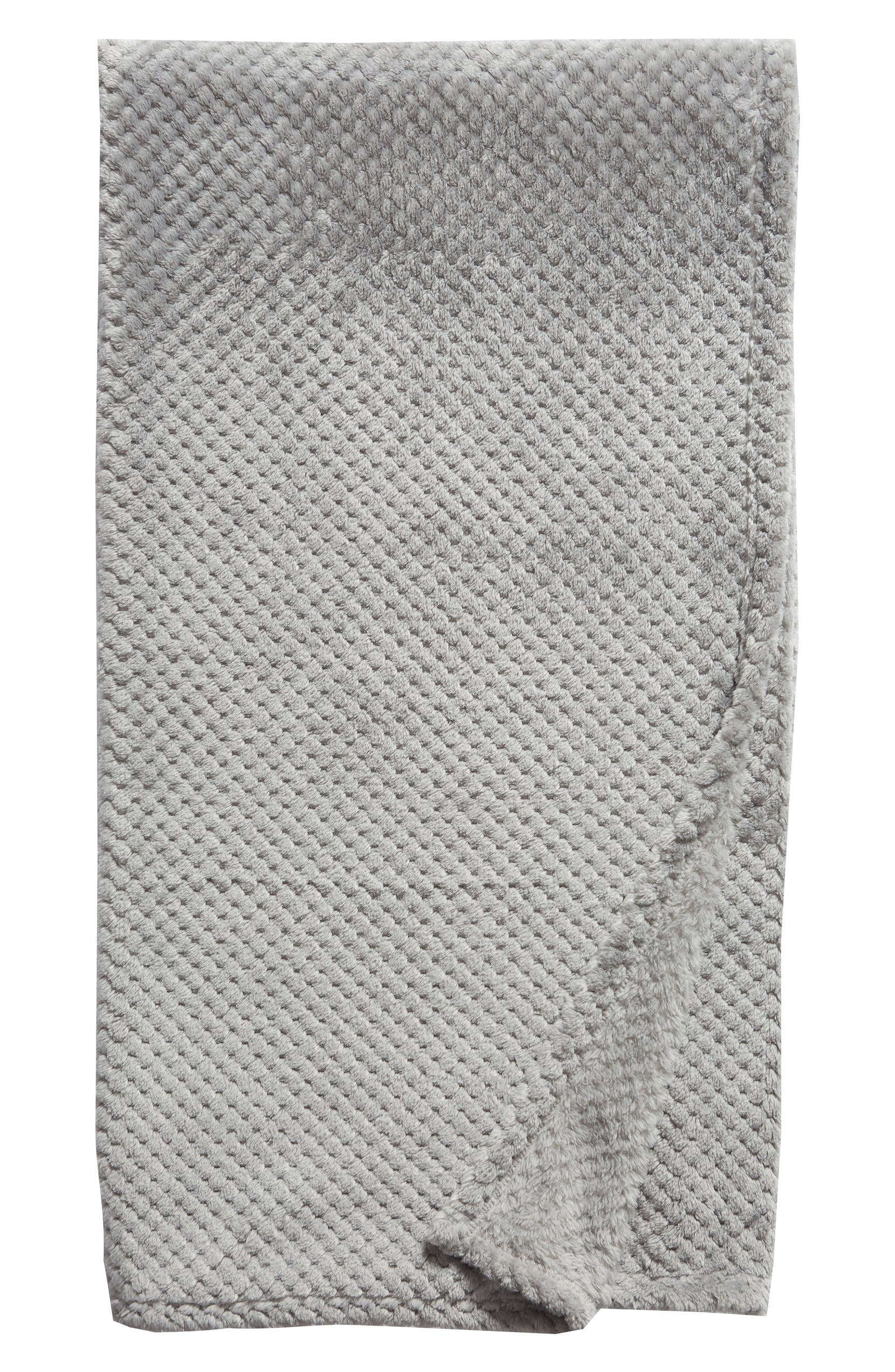 f06429734c Nordstrom at Home Waffle Plush Throw Blanket