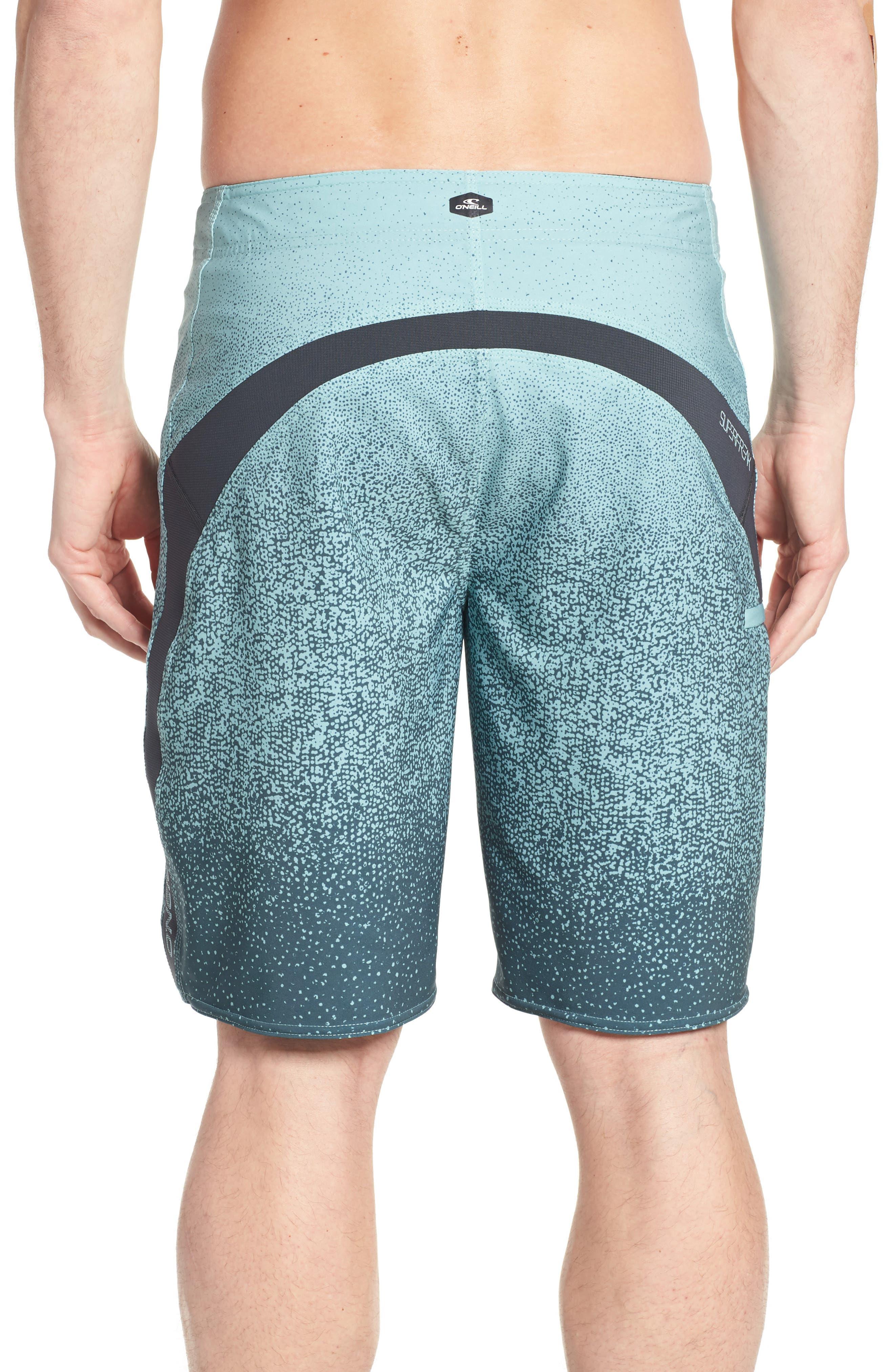 Superfreak Doppler Board Shorts,                             Alternate thumbnail 4, color,