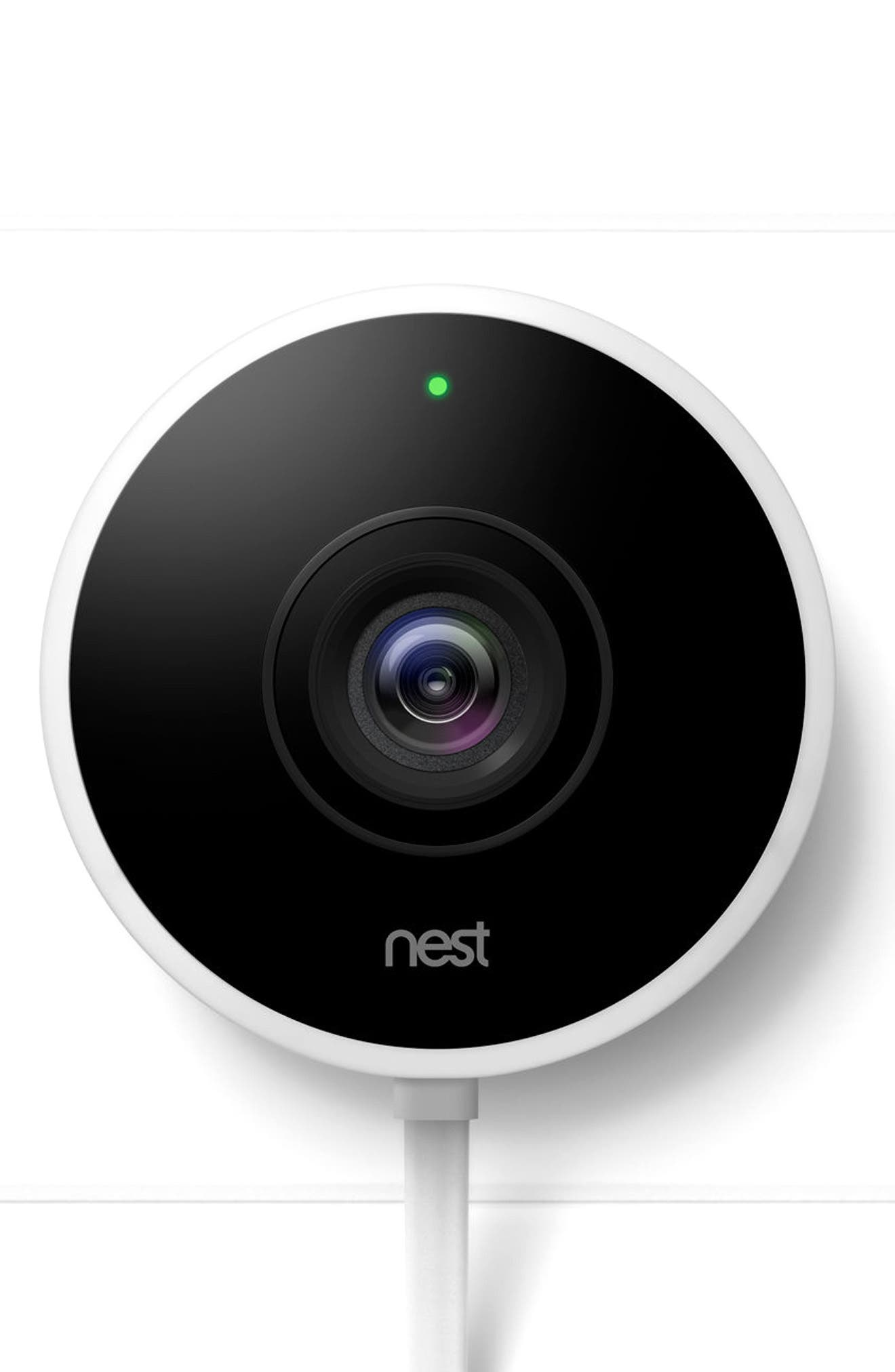 NEST,                             Outdoor Security Camera,                             Alternate thumbnail 5, color,                             100