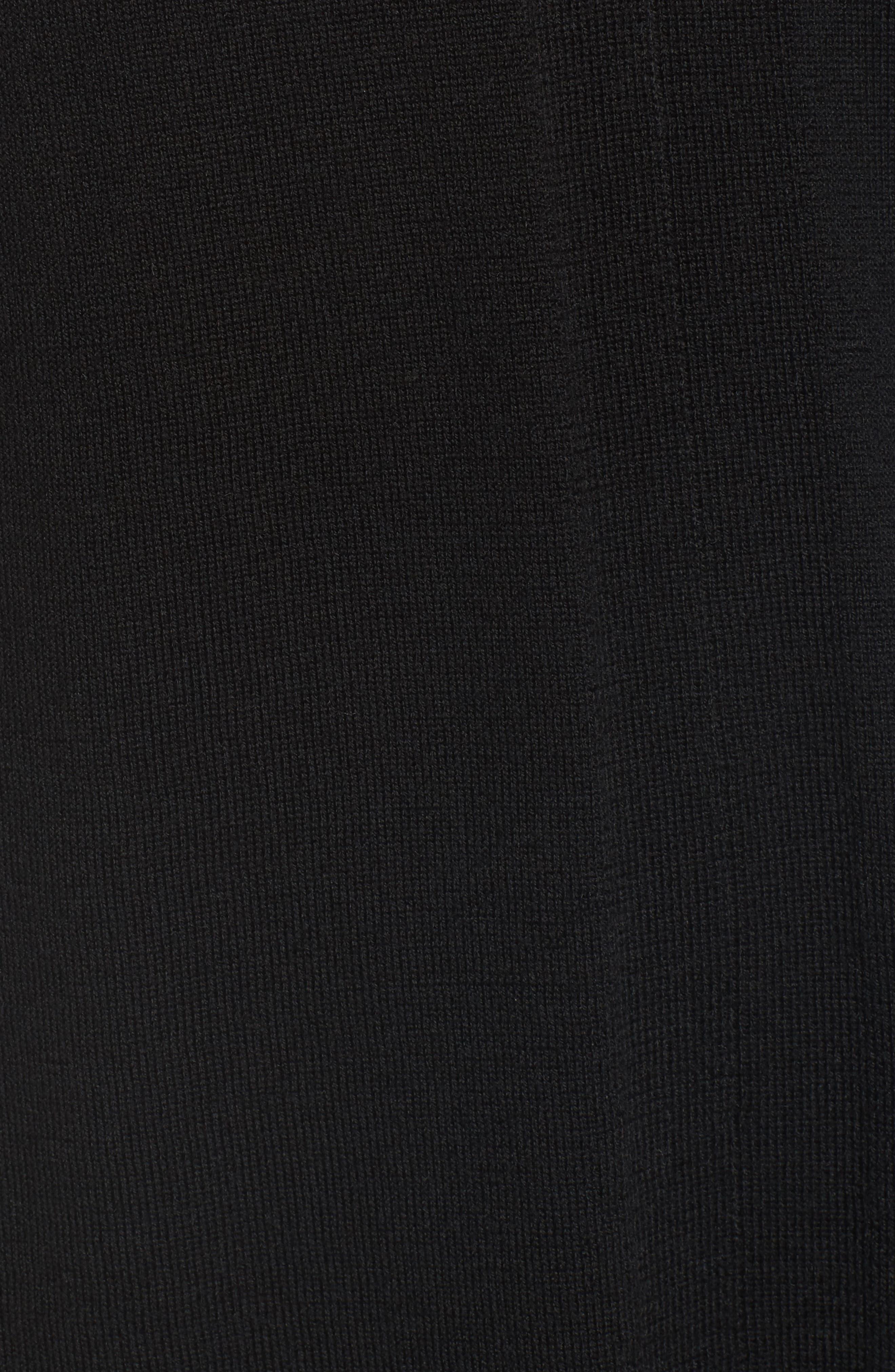 Merino Wool Tunic Sweater,                             Alternate thumbnail 29, color,