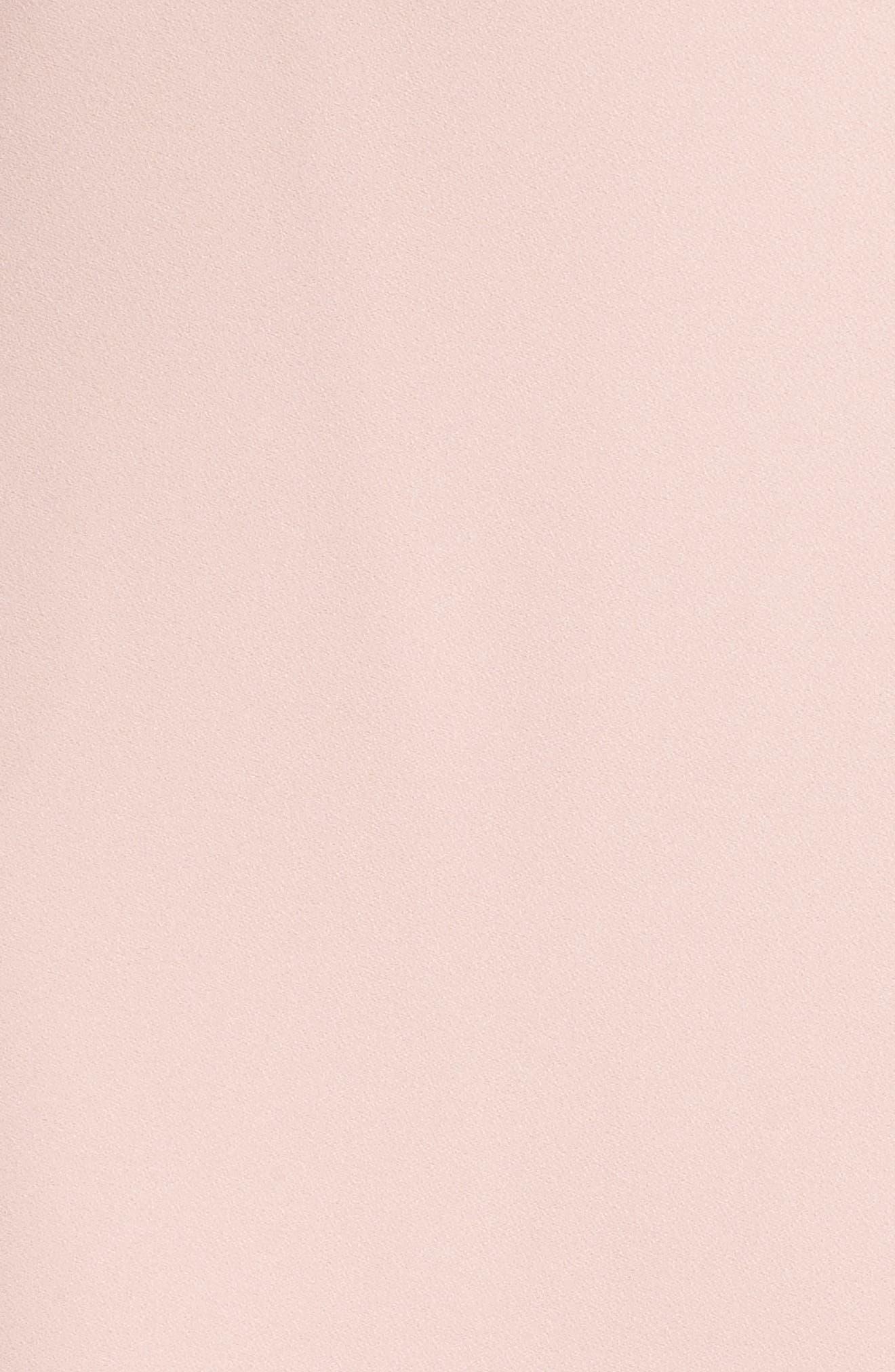 Sleeveless Midi Dress,                             Alternate thumbnail 5, color,                             688