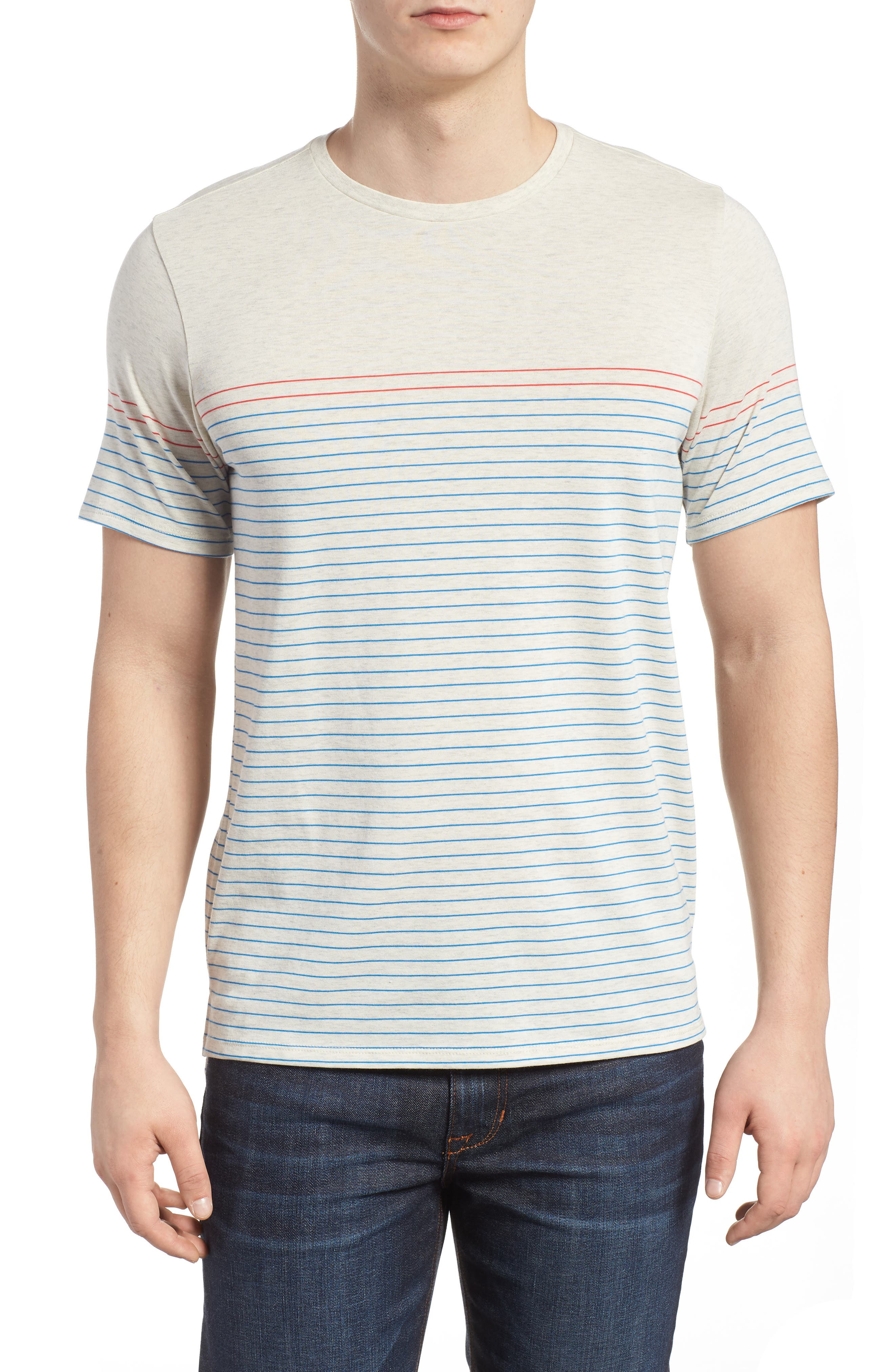 Dry Doheny Stripe T-Shirt,                         Main,                         color, 141
