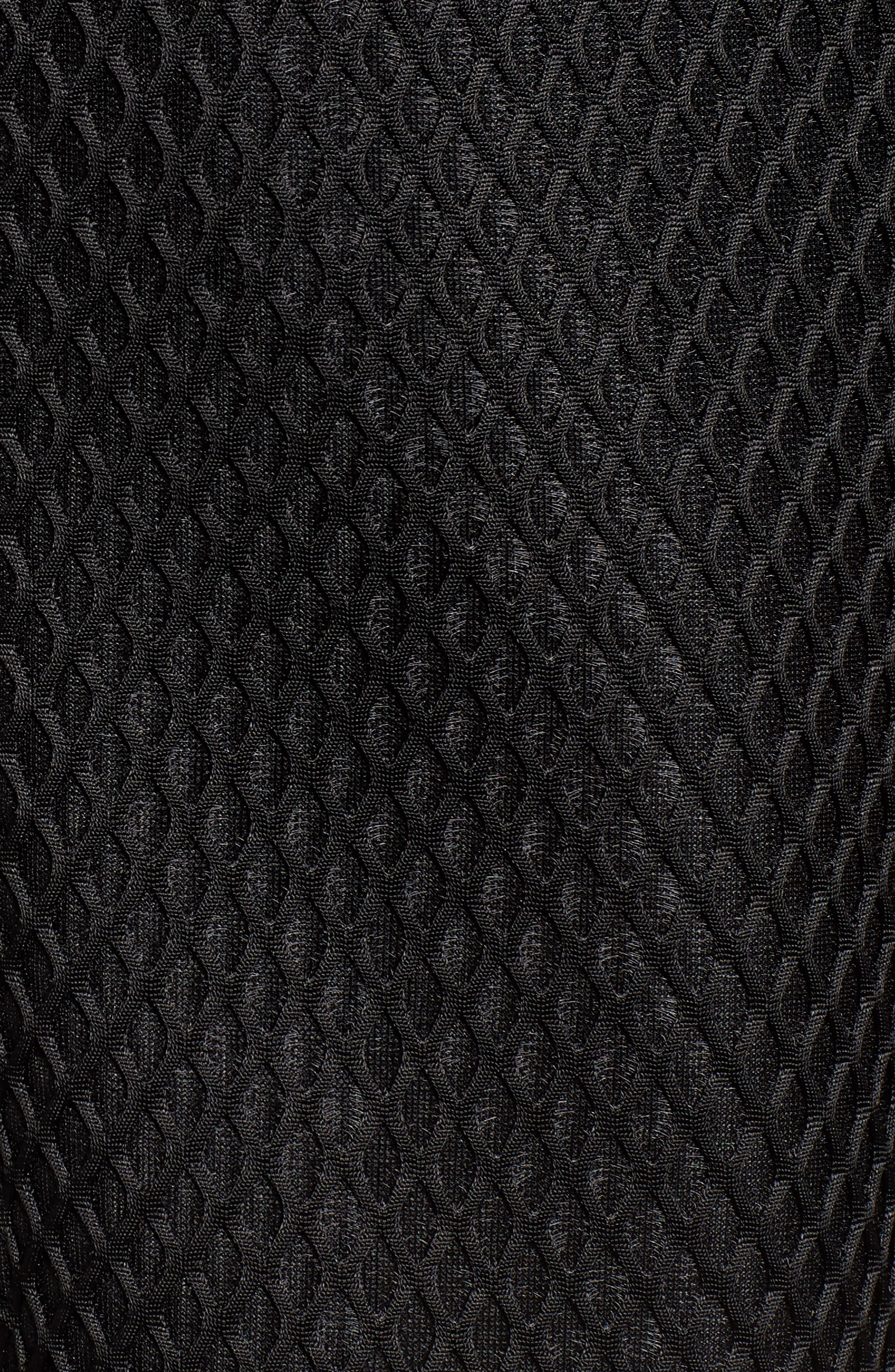 Hooded Mesh Jacket,                             Alternate thumbnail 7, color,