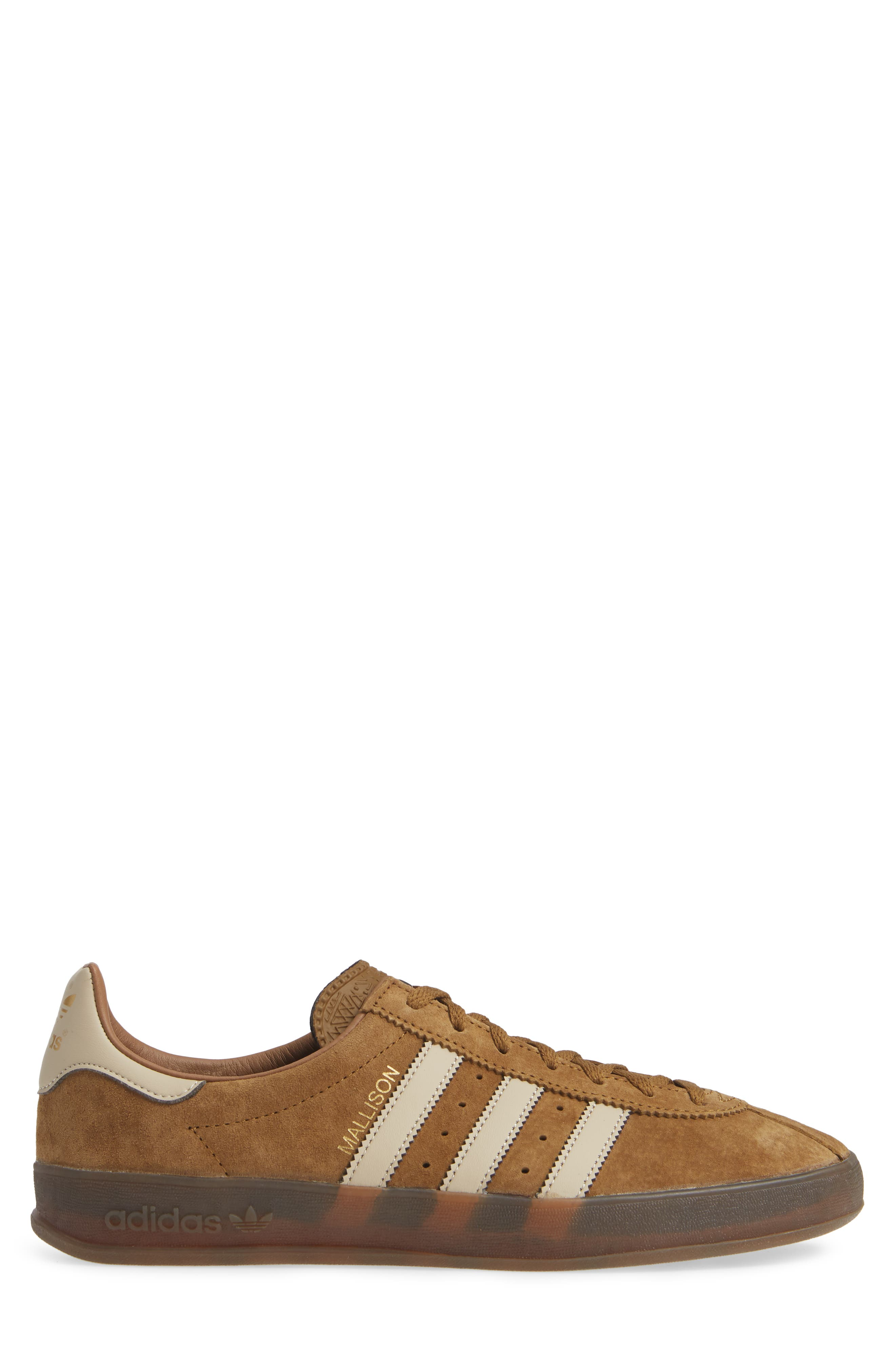 ADIDAS,                             Mallison SPZL Low Top Sneaker,                             Alternate thumbnail 3, color,                             200