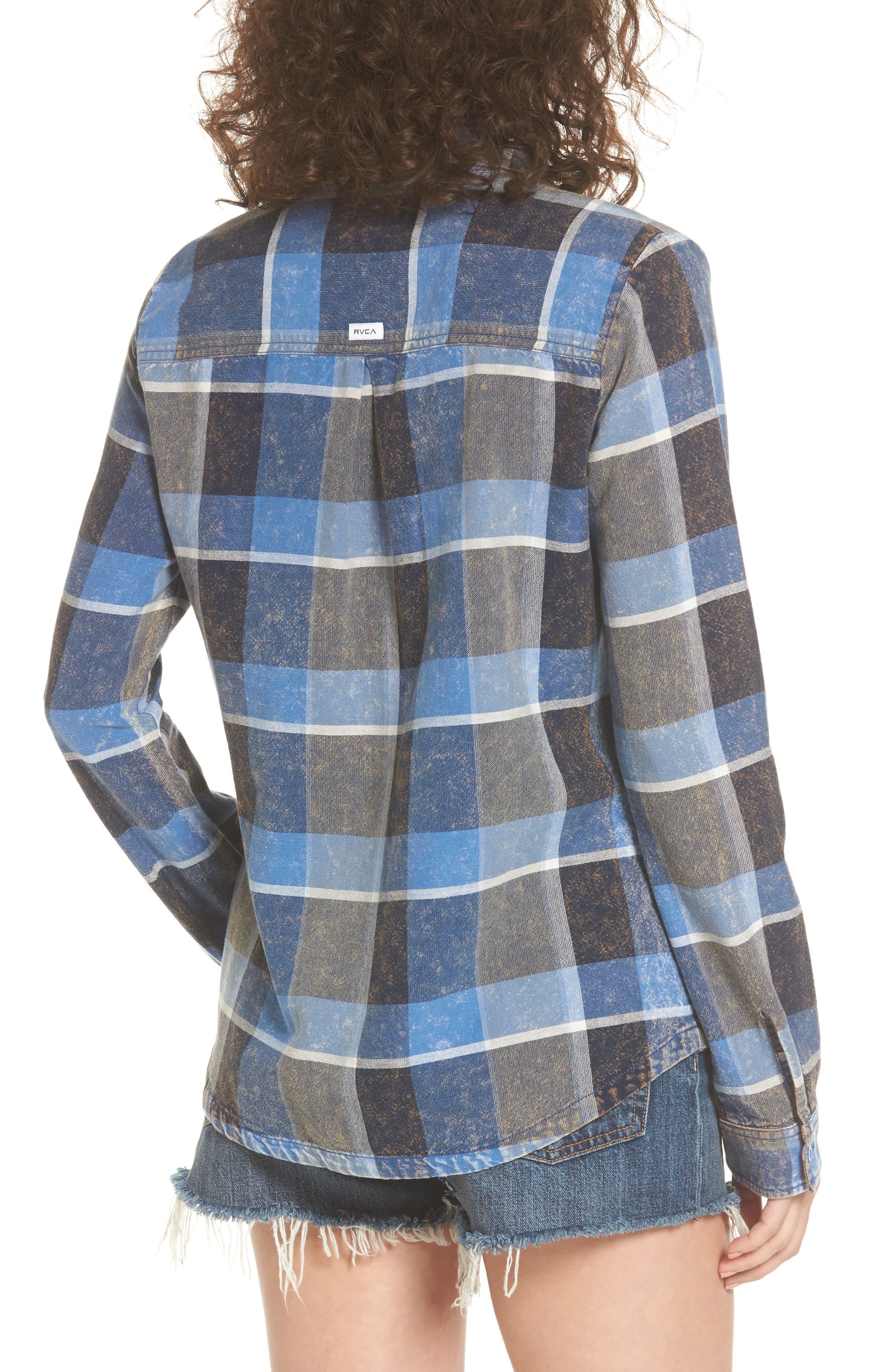Pops Cotton Plaid Shirt,                             Alternate thumbnail 2, color,                             400