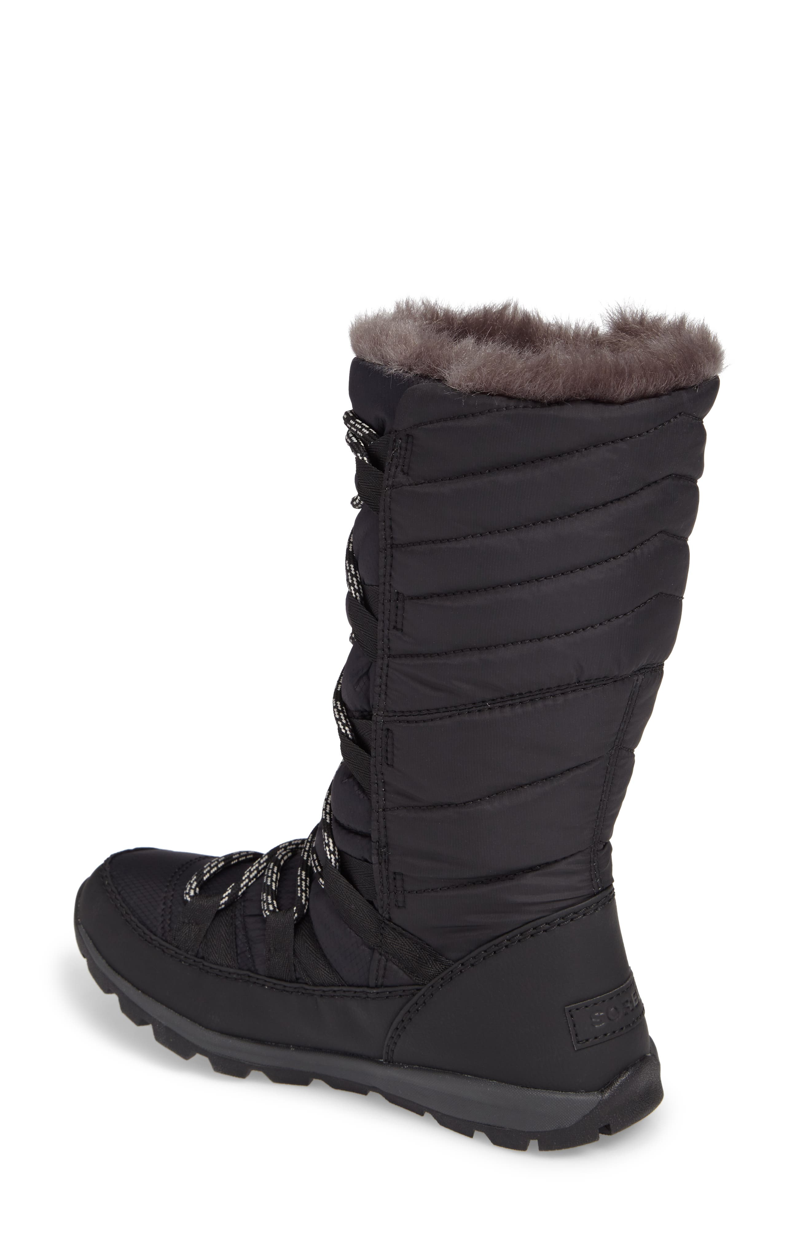 Whitney Snow Boot,                             Alternate thumbnail 3, color,