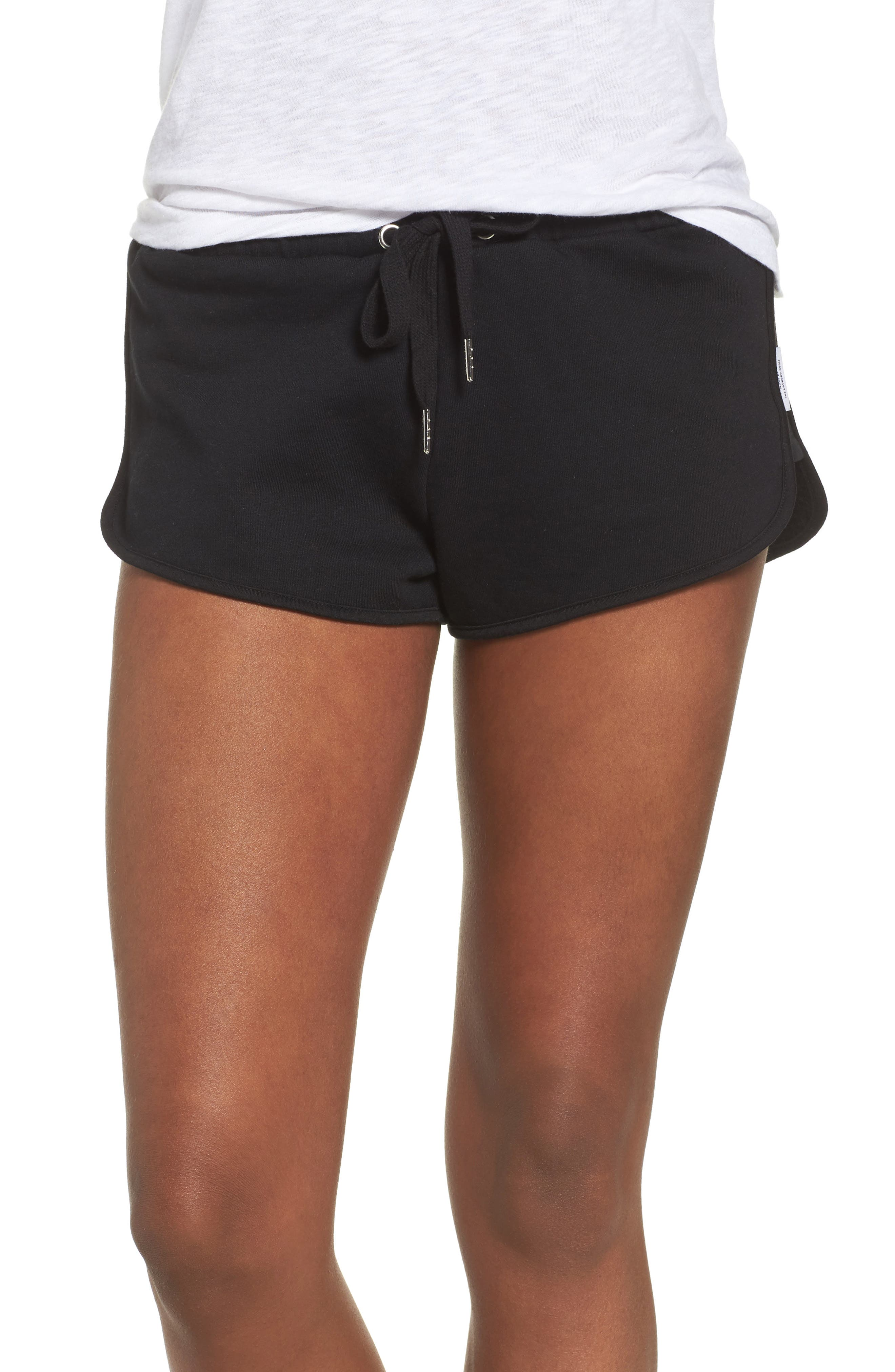 Cozy Crew Lounge Shorts,                             Main thumbnail 1, color,                             003