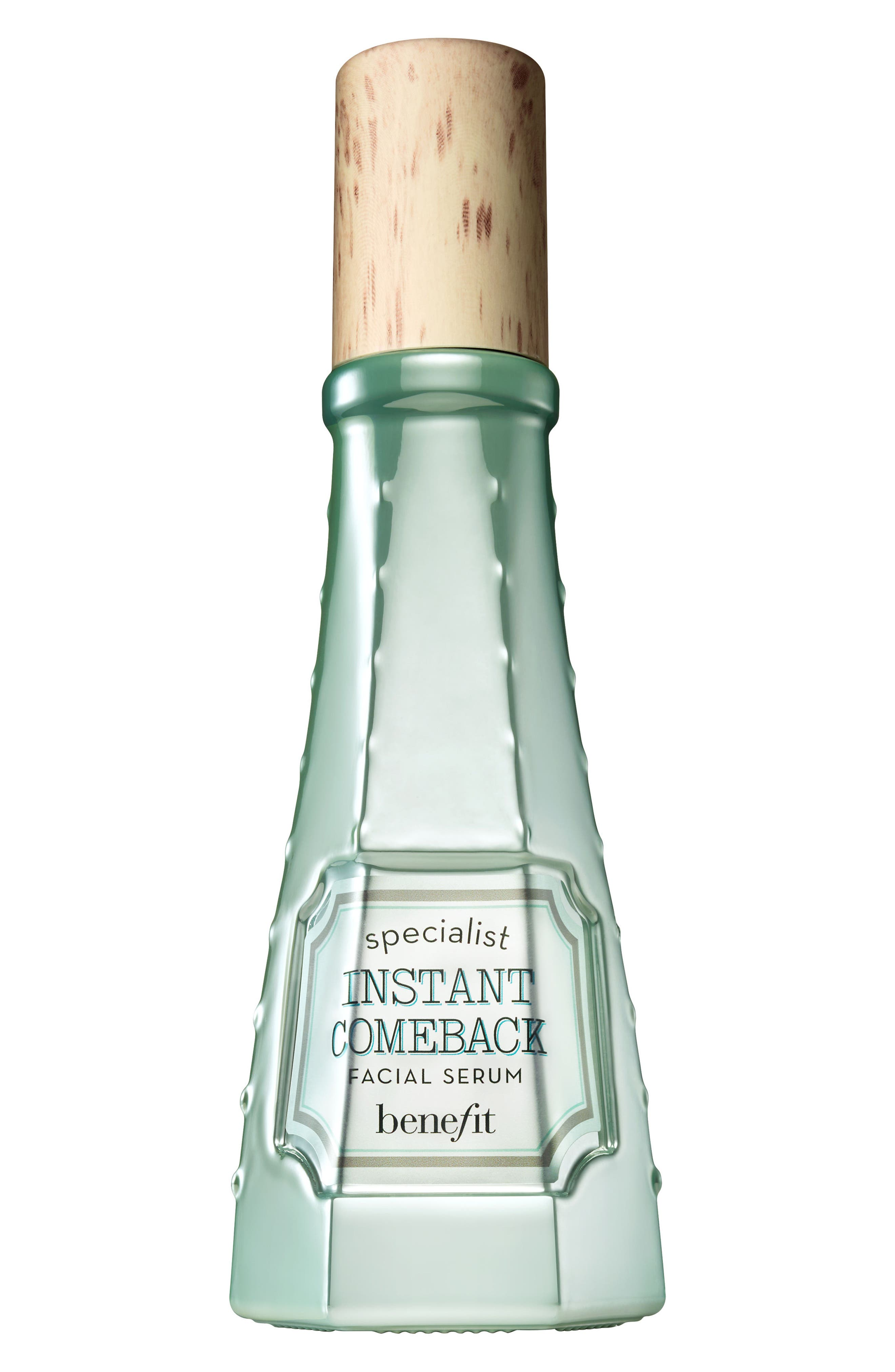 Benefit Instant Comeback Age-Defying Facial Serum,                             Main thumbnail 1, color,                             000