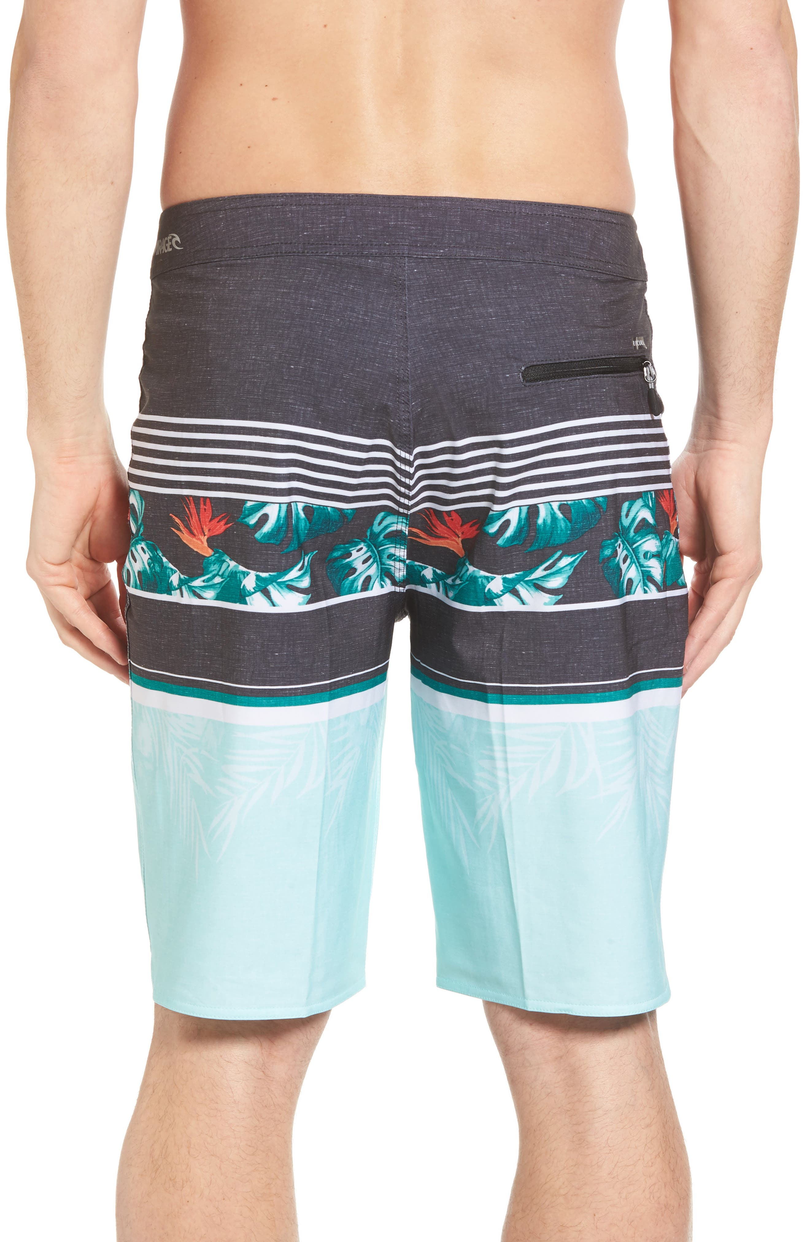 Mirage Sessions Board Shorts,                             Alternate thumbnail 4, color,