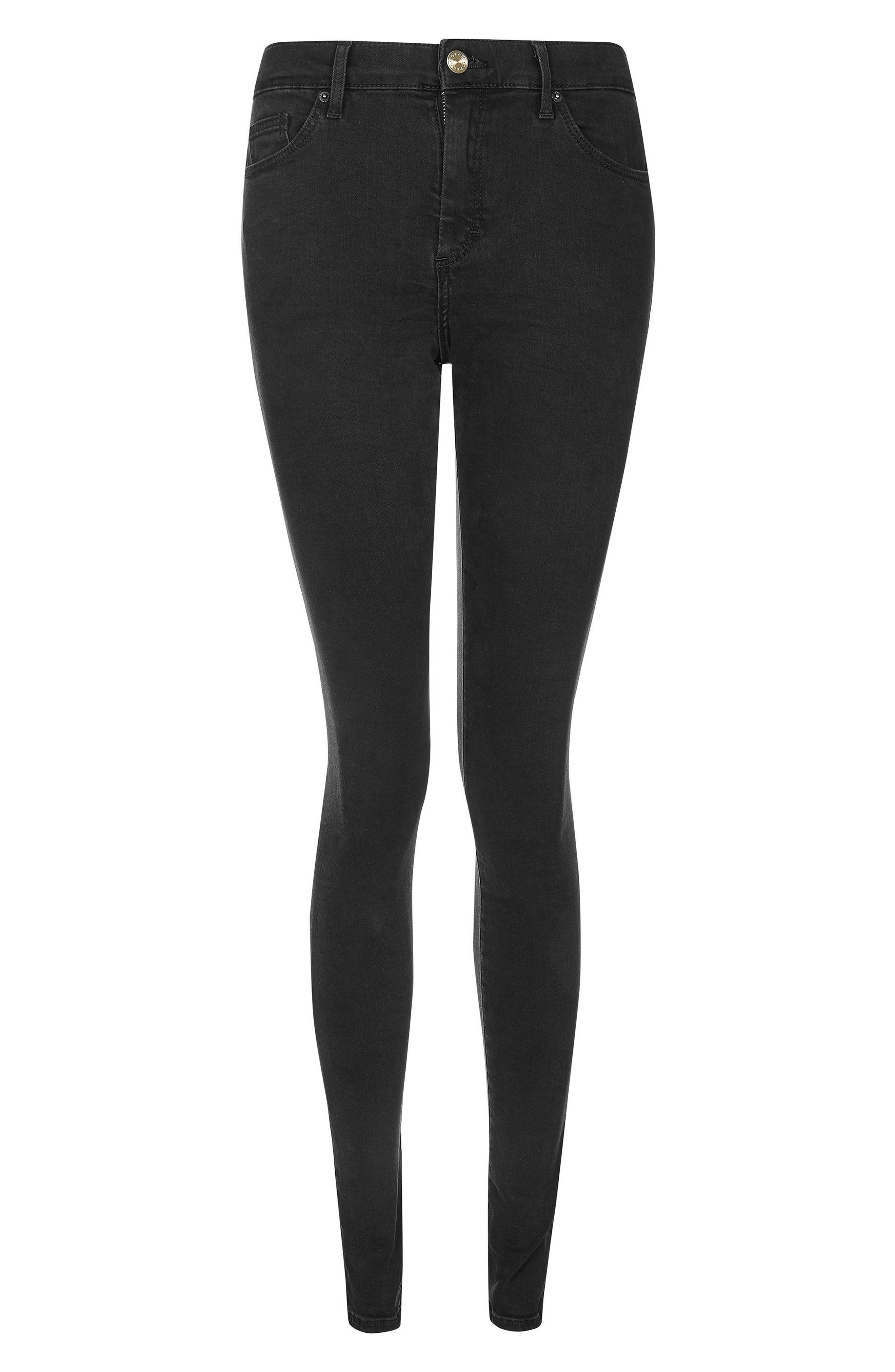 MOTO Sidney Stretch Skinny Jeans,                             Alternate thumbnail 6, color,