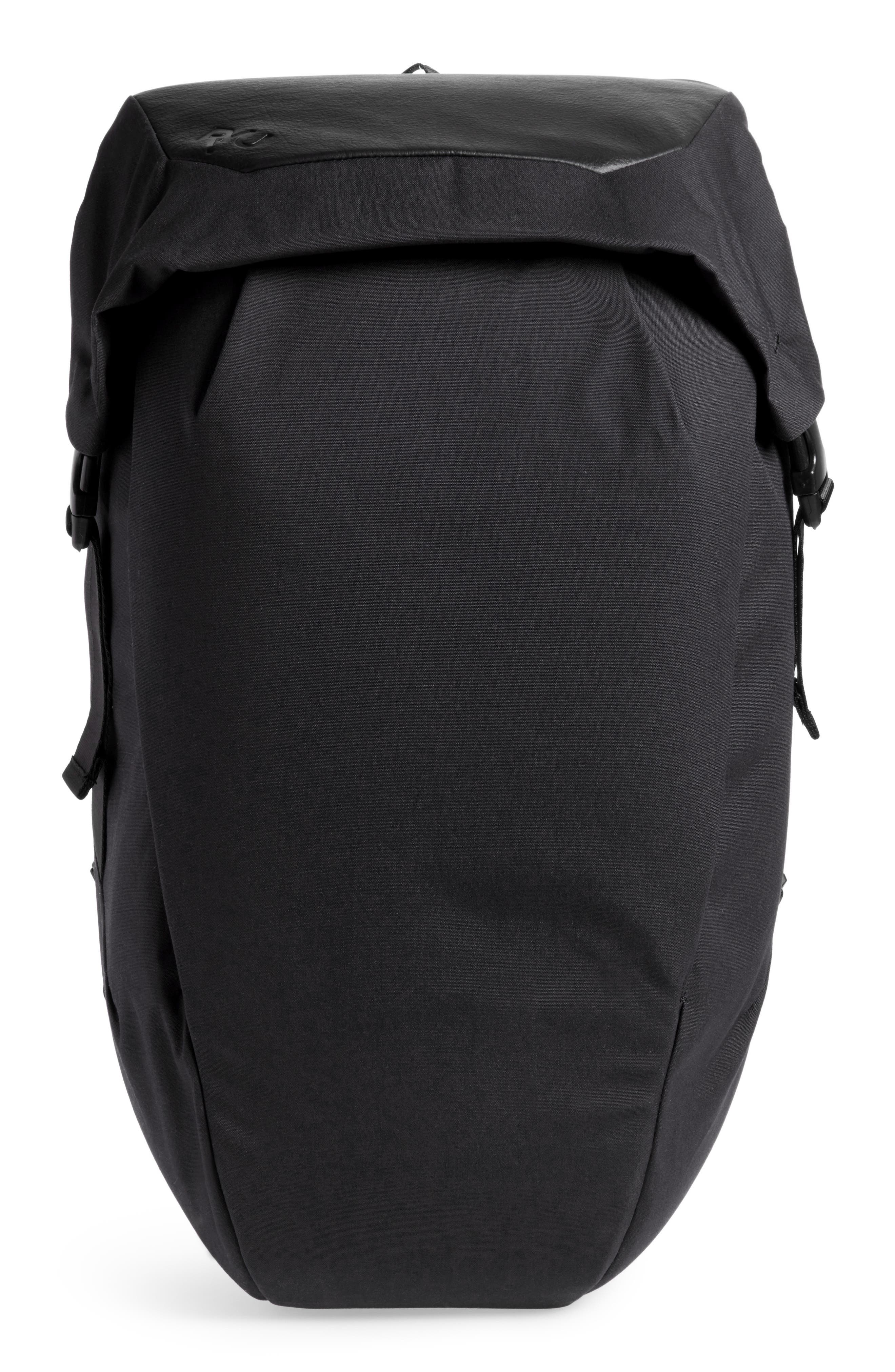 Locker Pack Lux Backpack,                             Main thumbnail 1, color,                             001