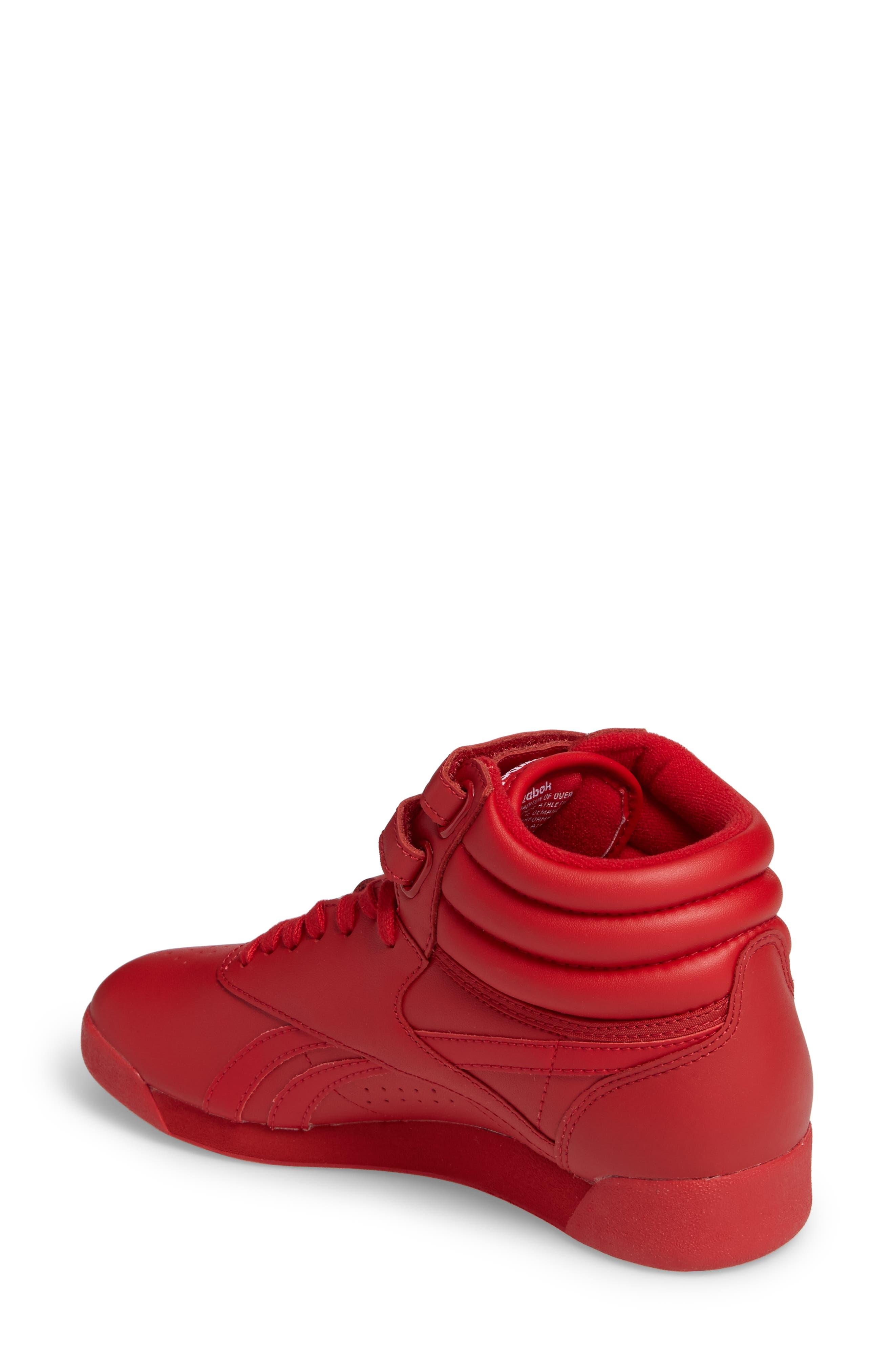 Freestyle Hi Sneaker,                             Alternate thumbnail 4, color,