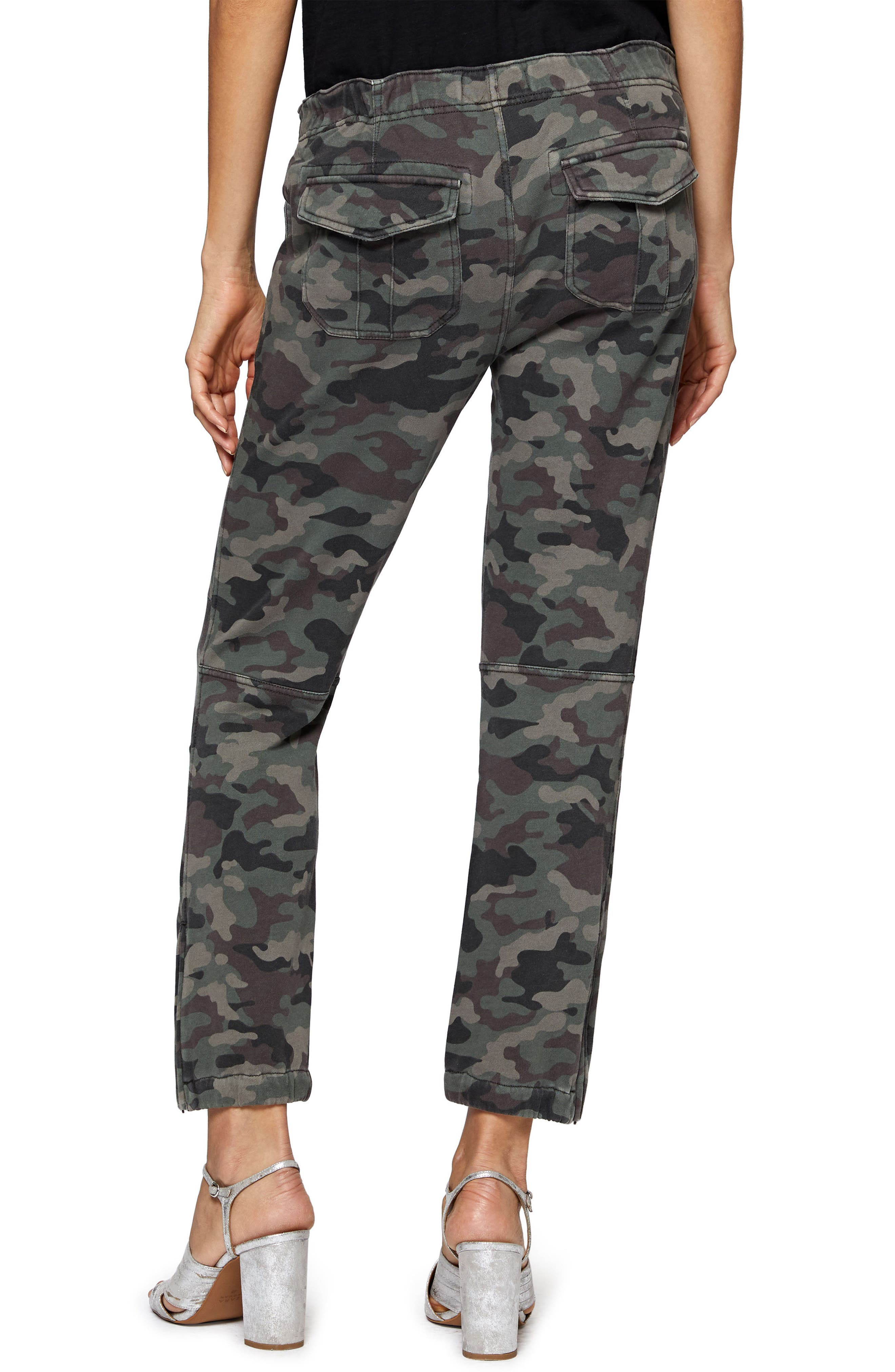 Troop Camo Jogger Pants,                             Alternate thumbnail 2, color,                             397