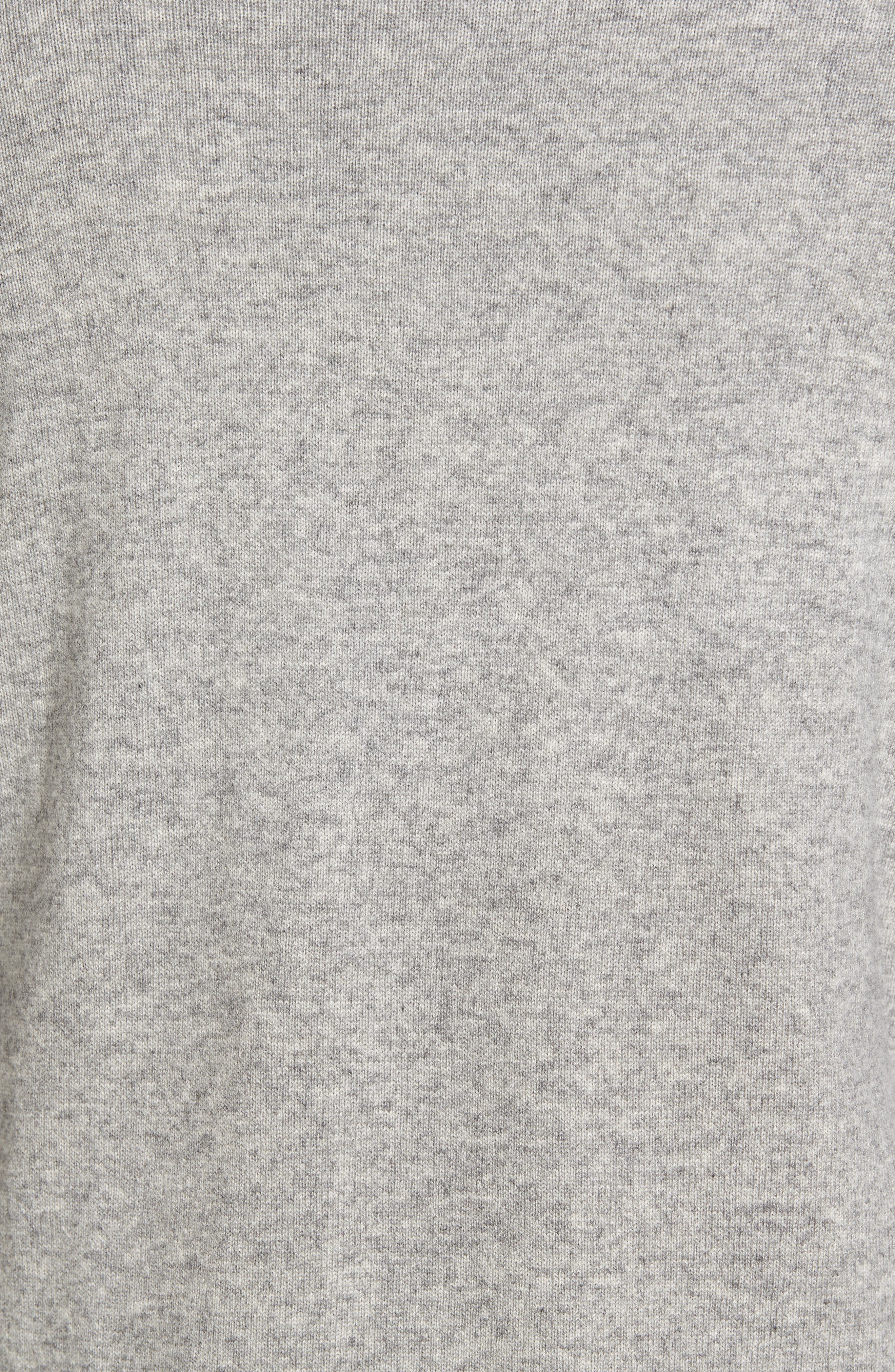 'Inchbonnie' Wool & Cashmere V-Neck Sweater,                             Alternate thumbnail 5, color,                             020