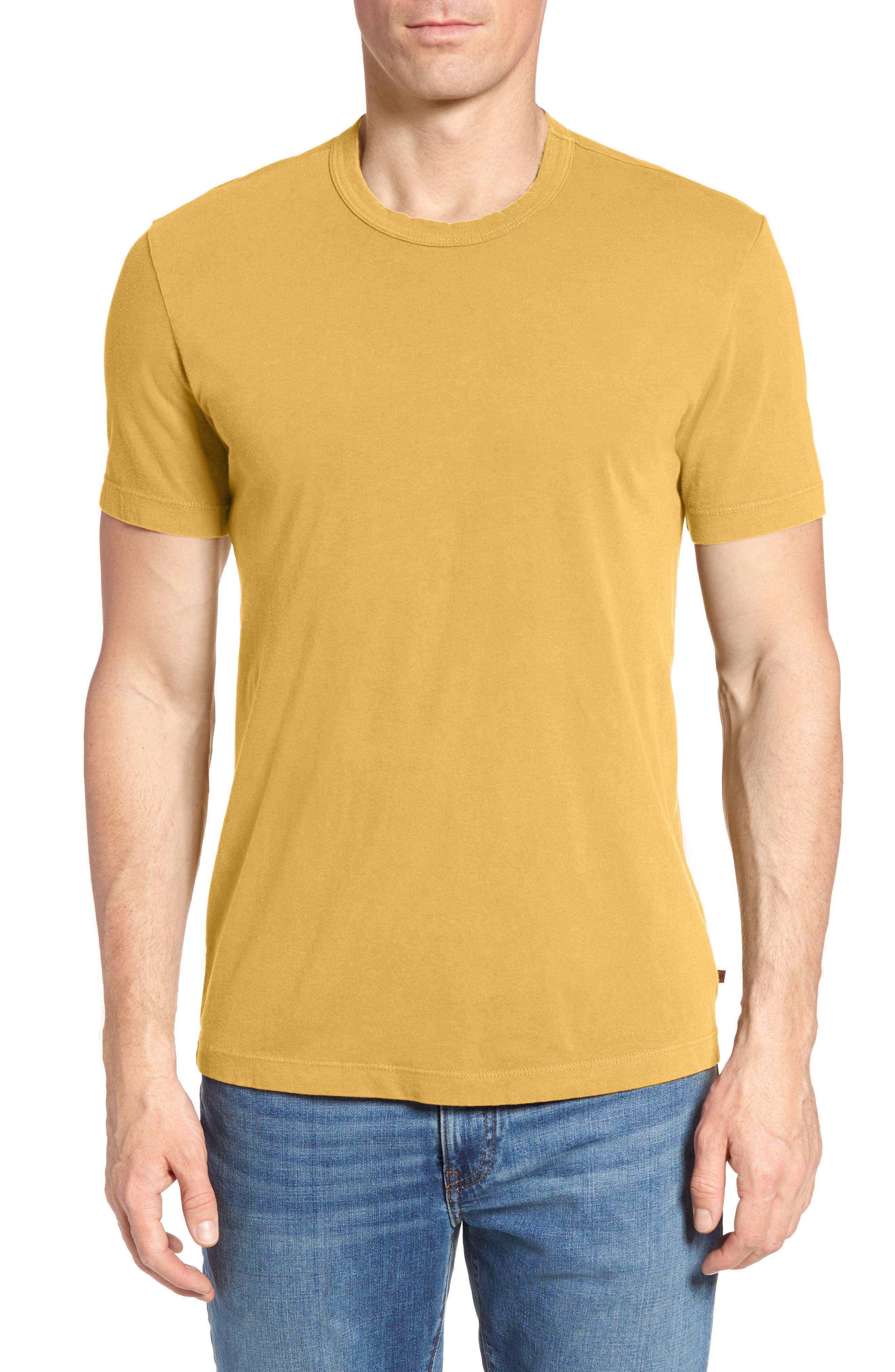 Crewneck Jersey T-Shirt,                             Alternate thumbnail 216, color,