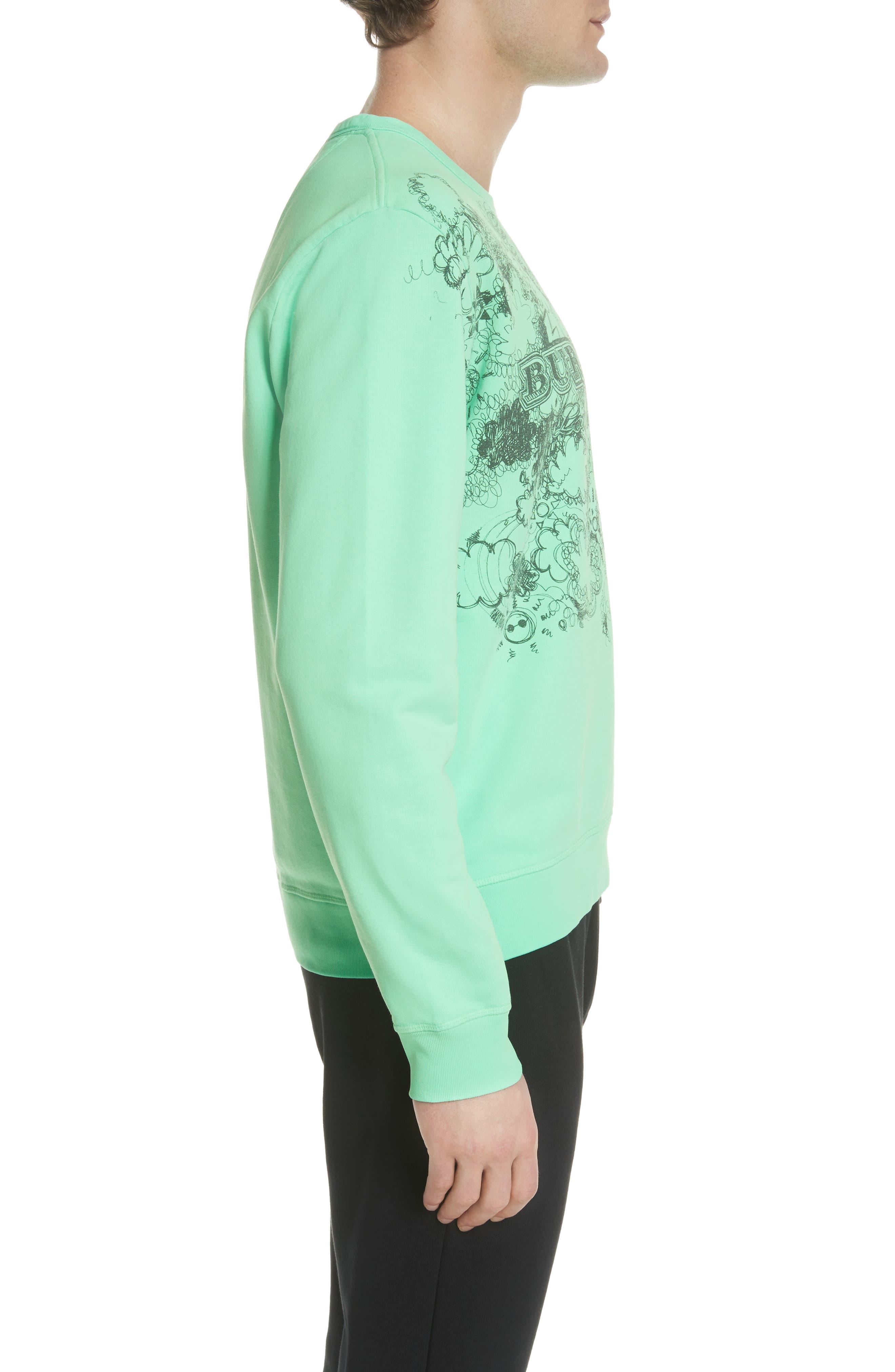 Madon Graphic Sweatshirt,                             Alternate thumbnail 3, color,                             300