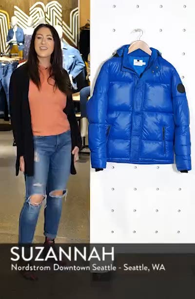 Puffer Jacket, sales video thumbnail