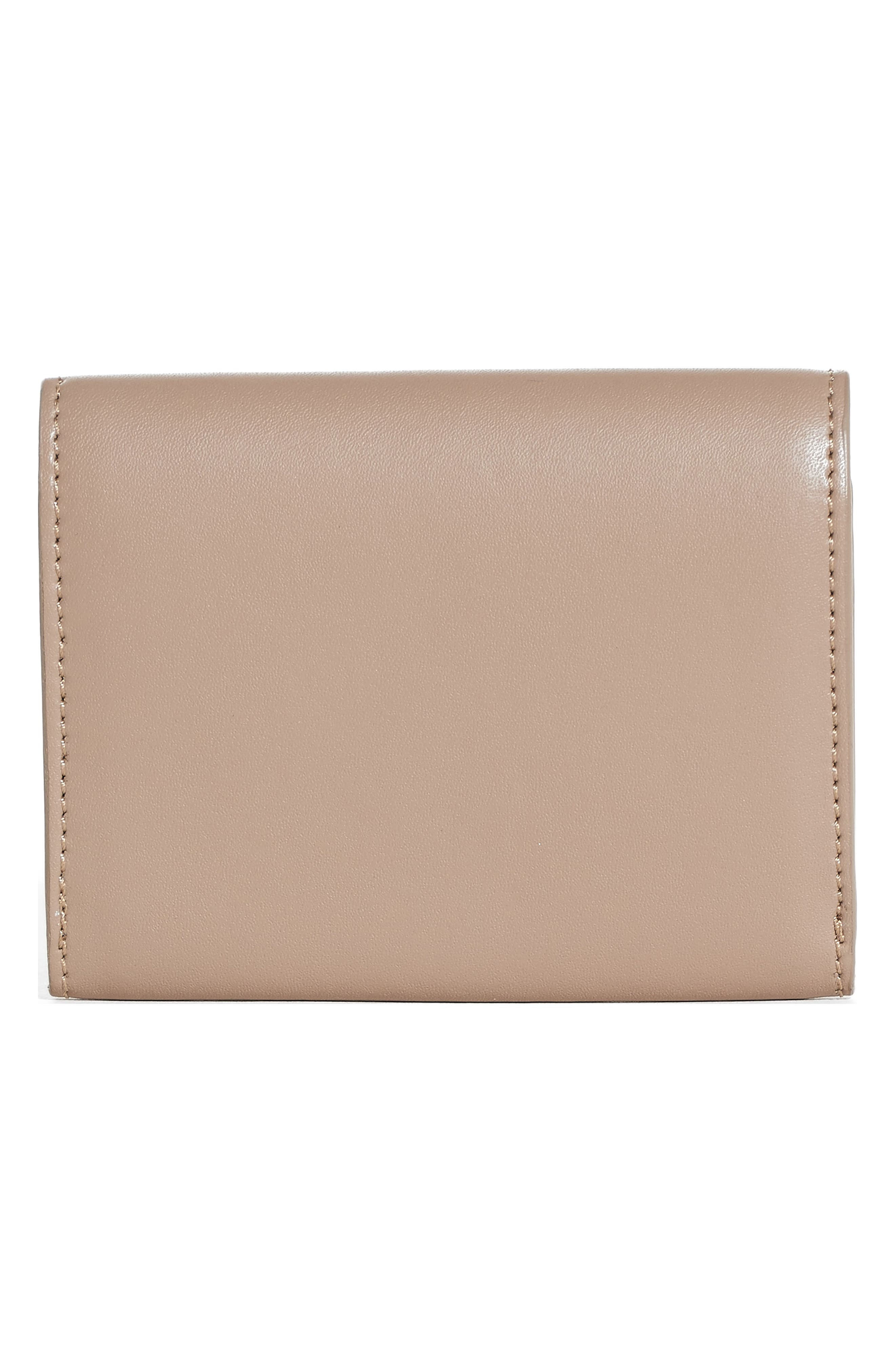 Leather Card Case,                             Alternate thumbnail 3, color,                             050
