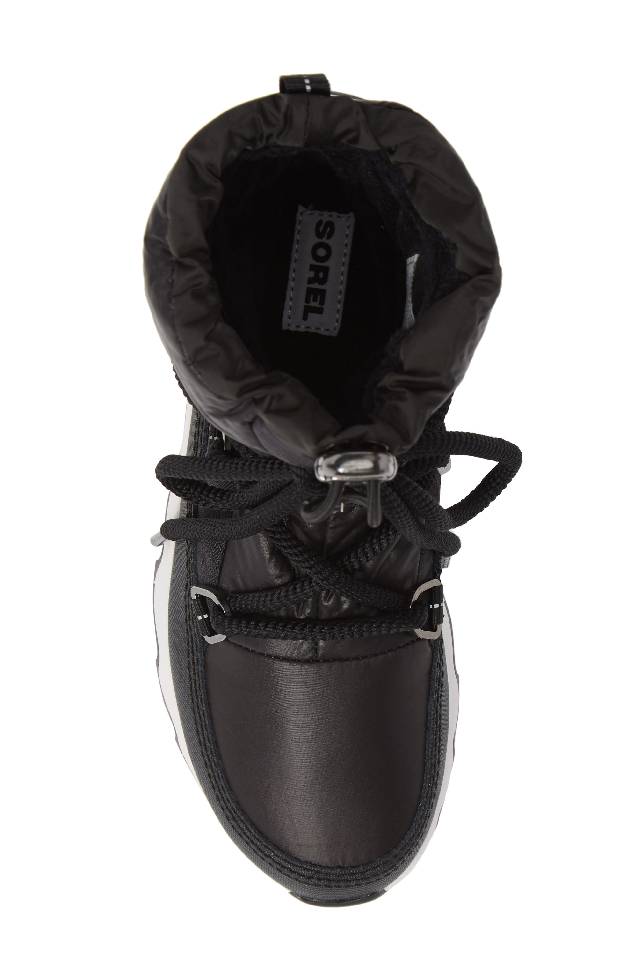 Kinetic Waterproof Insulated Winter Boot,                             Alternate thumbnail 5, color,                             CAMO/ BLACK/ WHITE