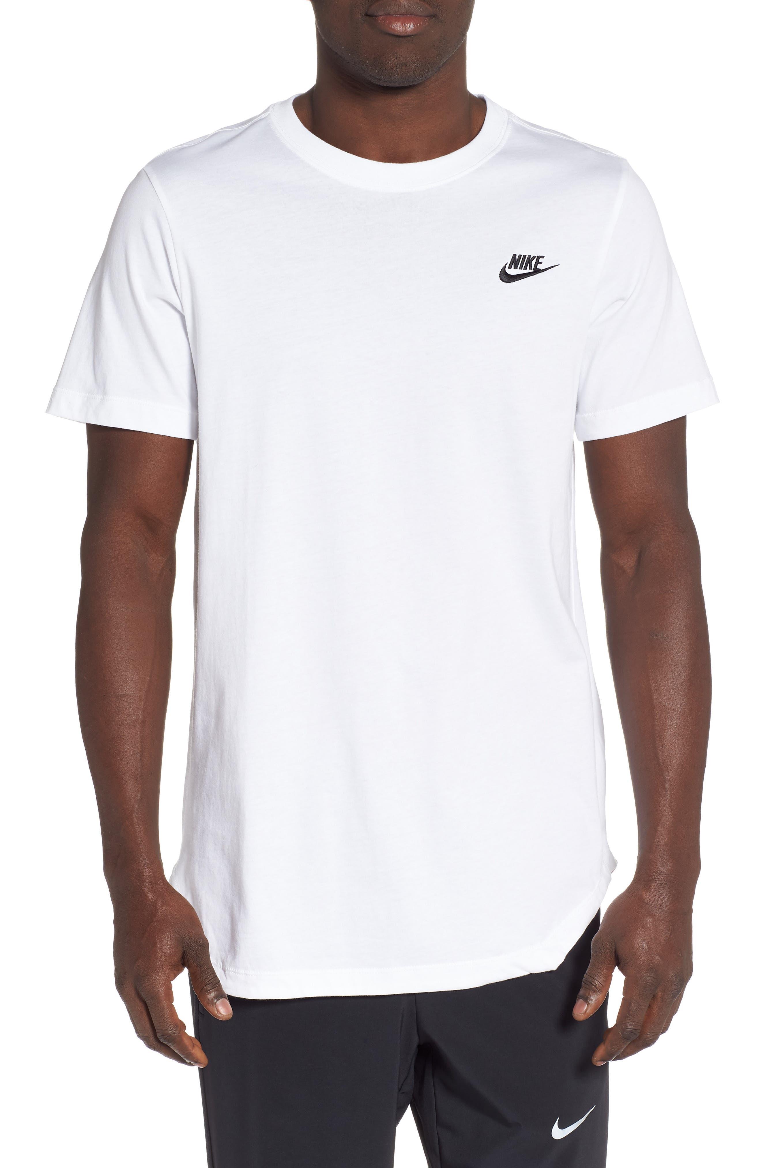 Nike Nsw Futura T-Shirt White