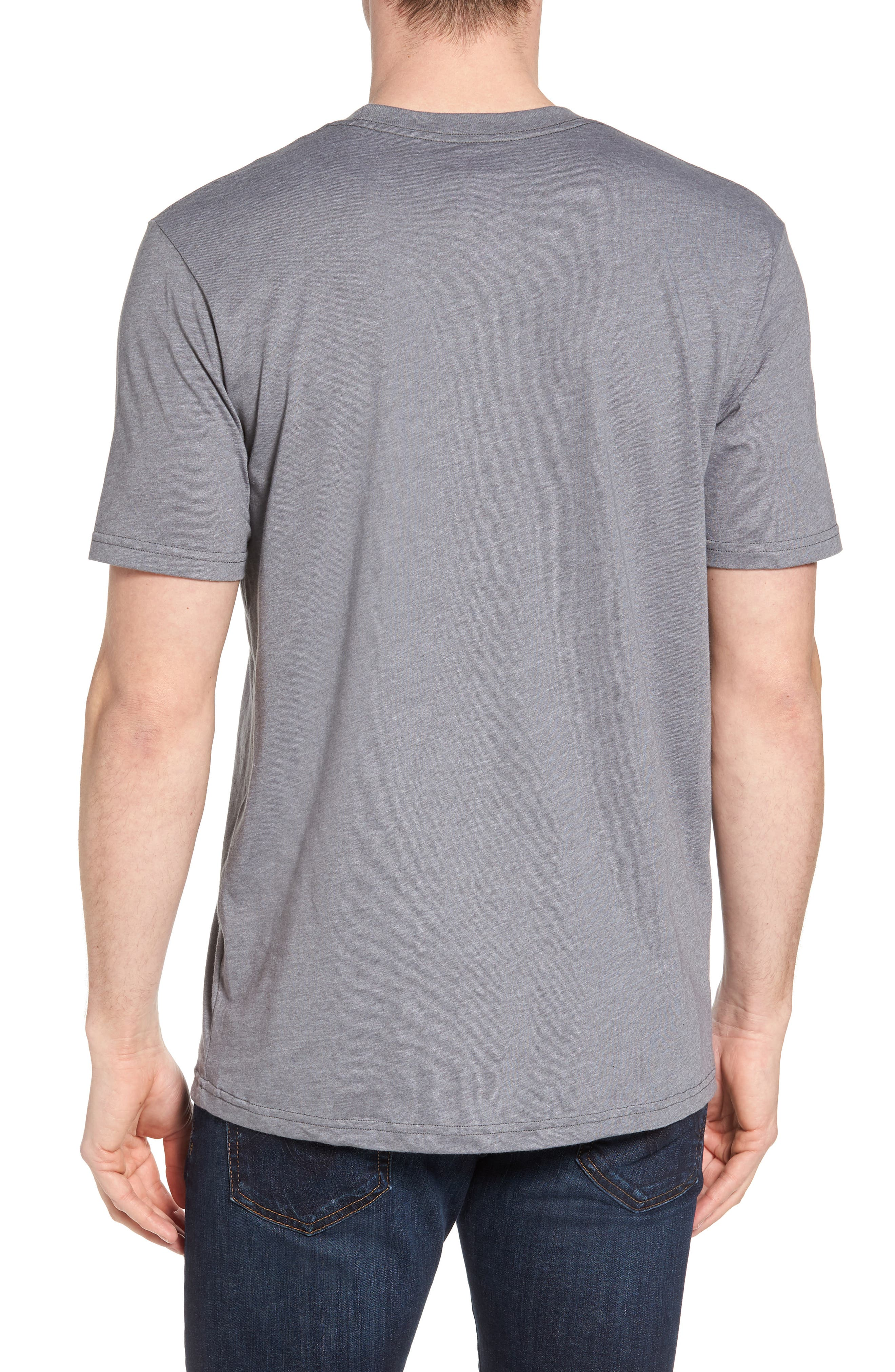 1966 Box Crewneck Cotton T-Shirt,                             Alternate thumbnail 5, color,