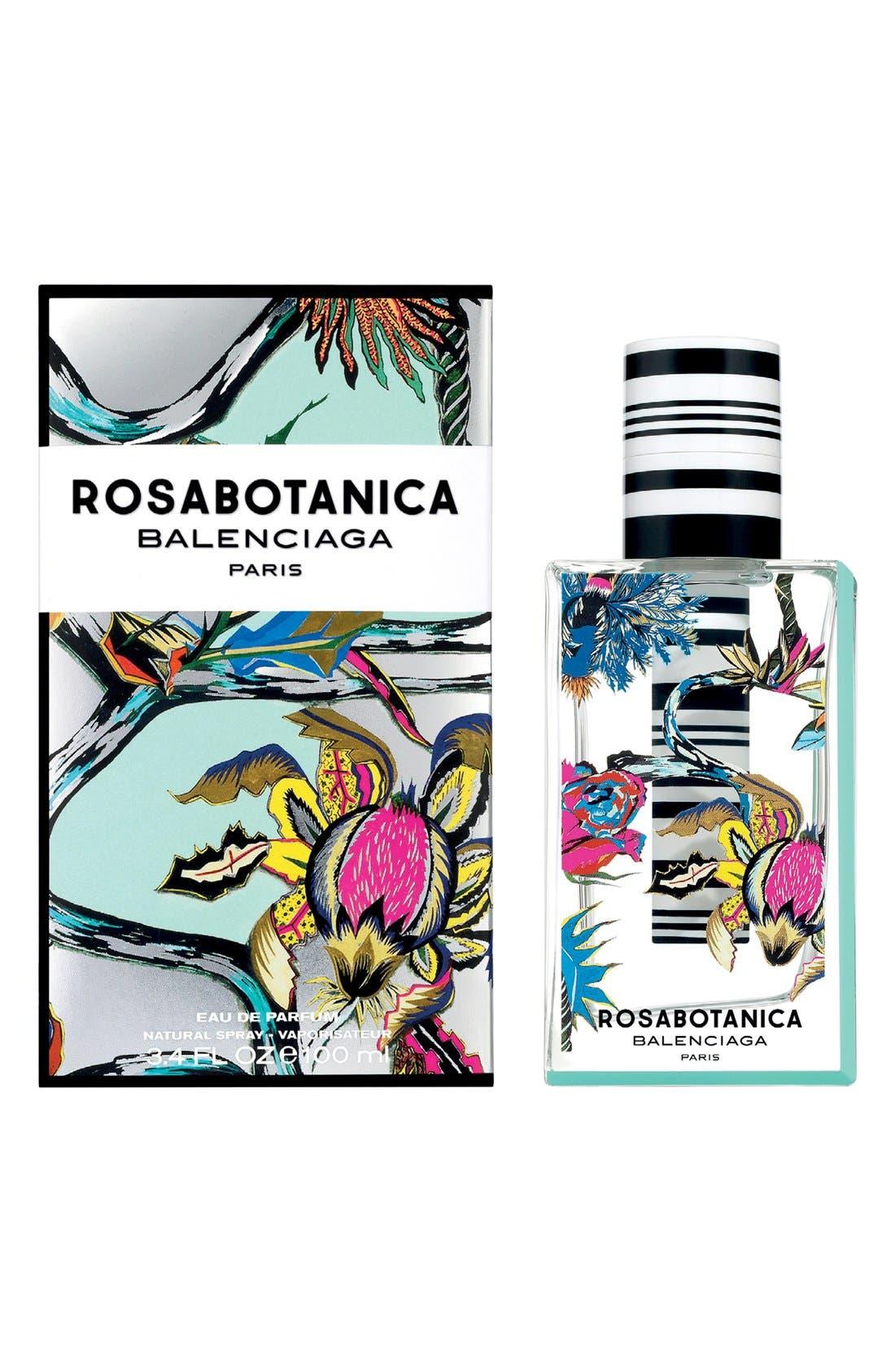 'Rosabotanica' Eau de Parfum,                             Alternate thumbnail 4, color,                             000