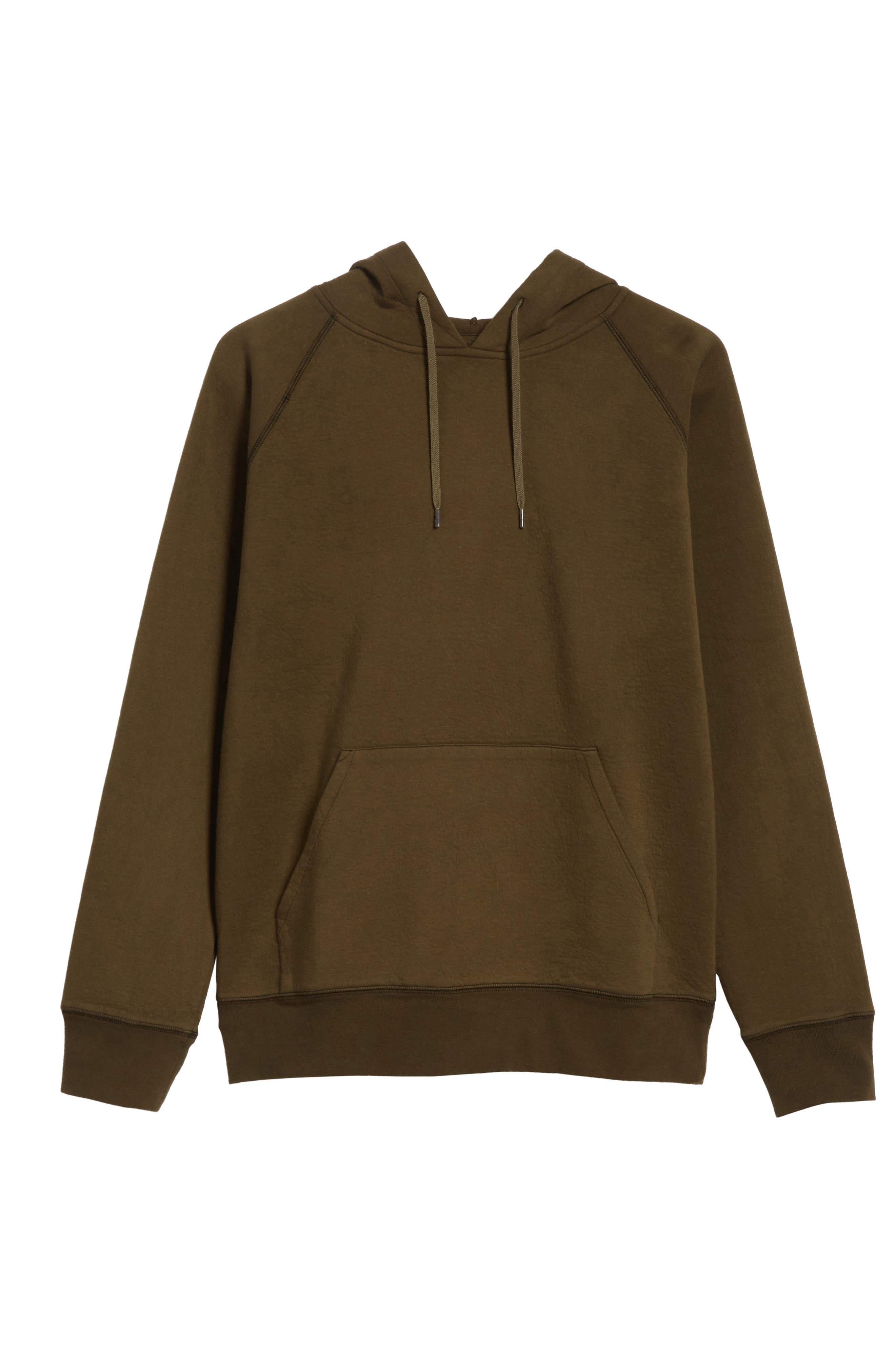 Pullover Hoodie,                             Alternate thumbnail 6, color,                             301