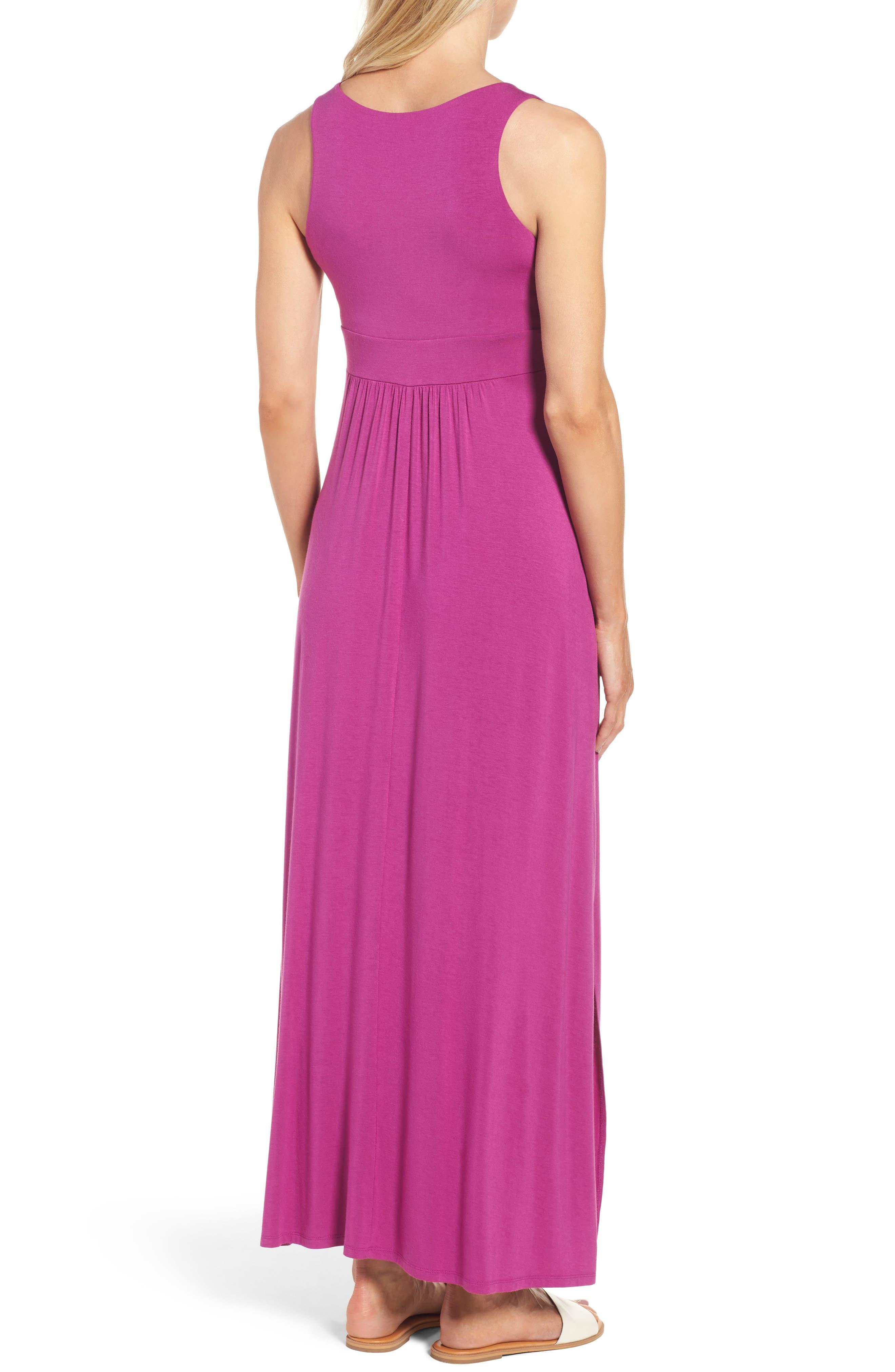 Knit Maxi Dress,                             Alternate thumbnail 12, color,