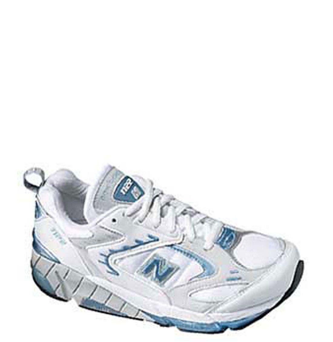 'W1122' Running Shoe,                             Main thumbnail 1, color,                             110